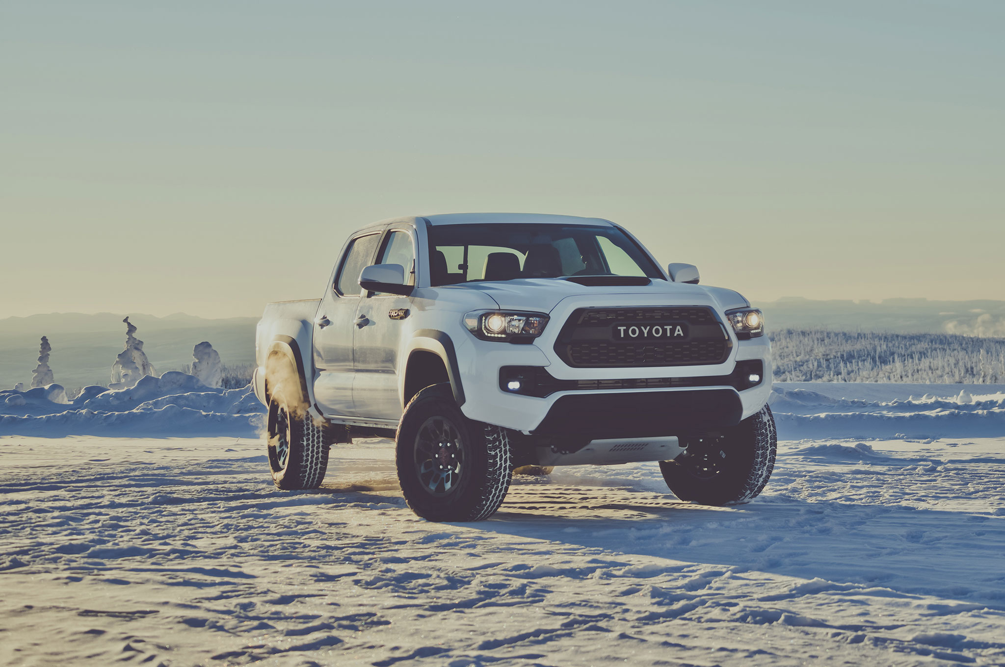 2017 Toyota Tacoma Adds Off-Road-Ready TRD Pro Trim
