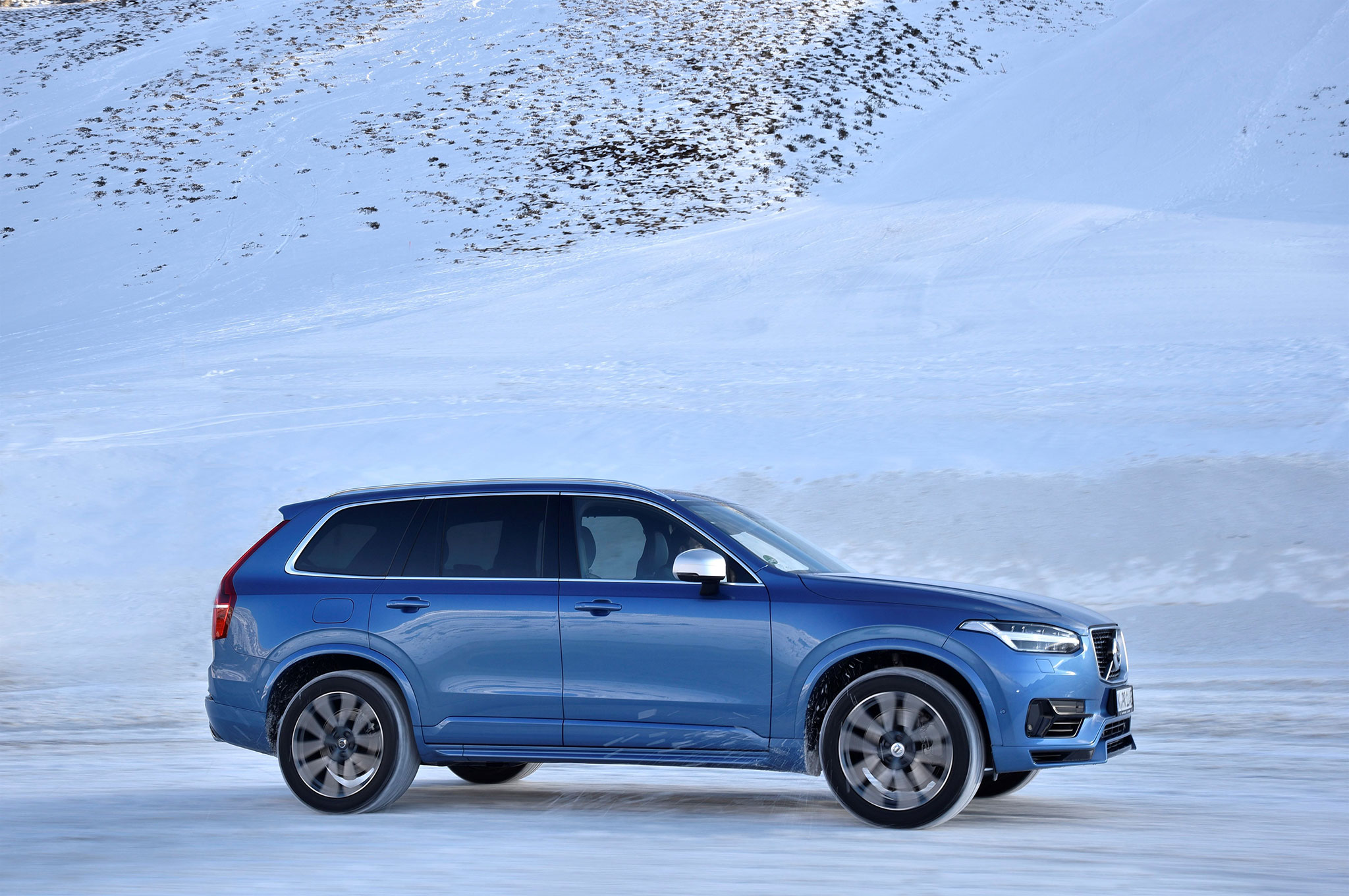 One Week With 2016 Volvo Xc90 T6 Awd R Design Automobile