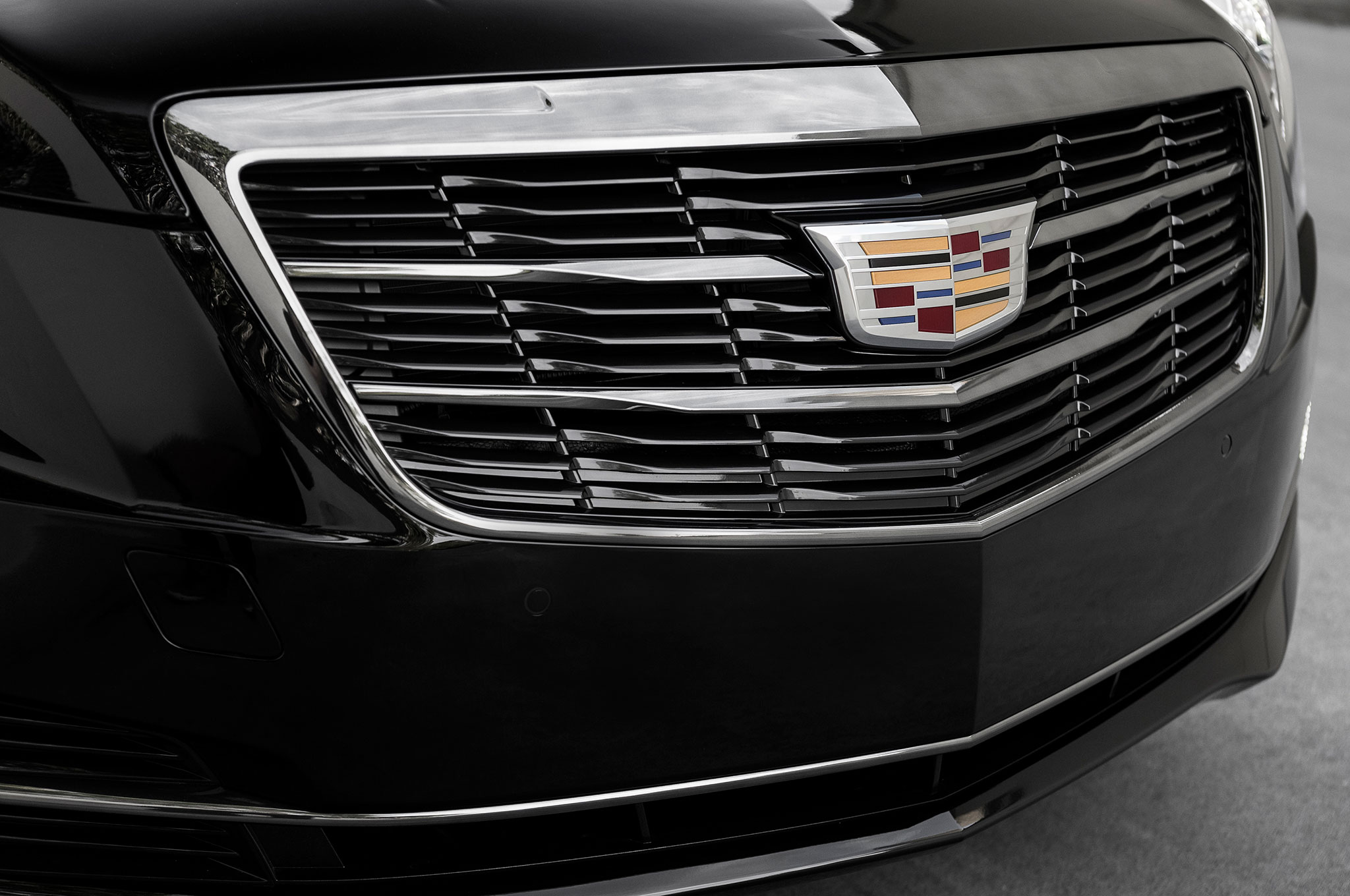 2016 Cadillac Ats And Cts Add Black Chrome Package