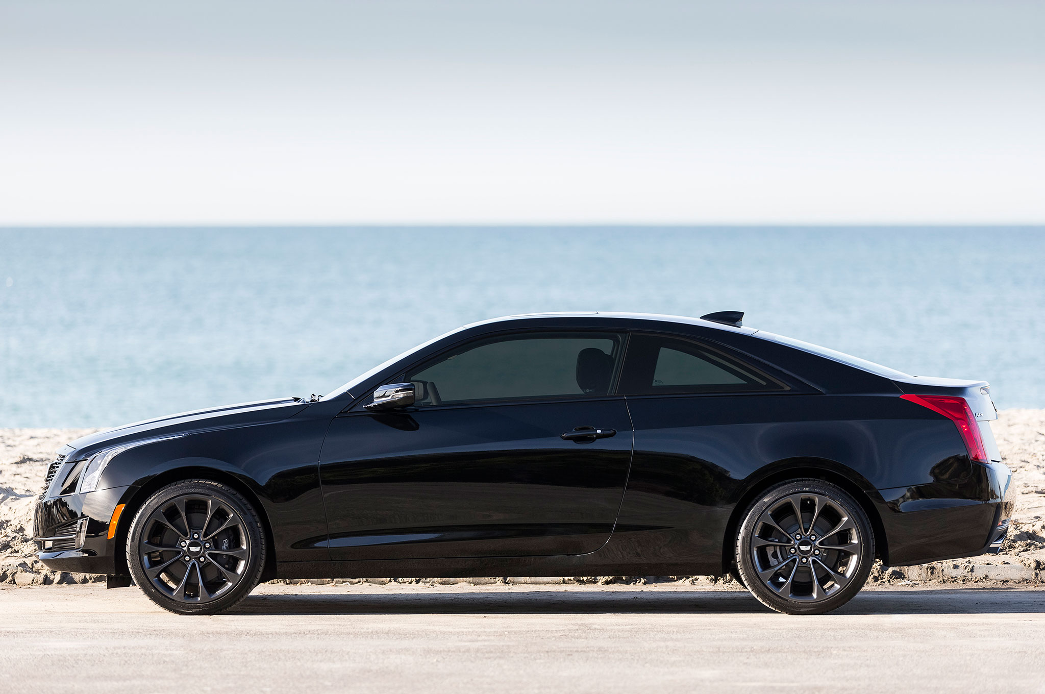 Cadillac Ats Rims >> 2016 Cadillac ATS and CTS Add Black Chrome Package | Automobile Magazine