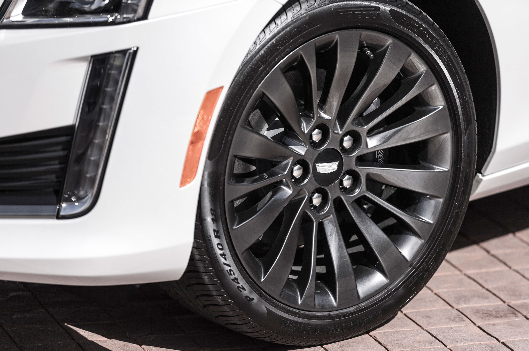 2016 Cadillac CTS, ATS Add New V-6, 8-Speed Auto, Engine Start/Stop