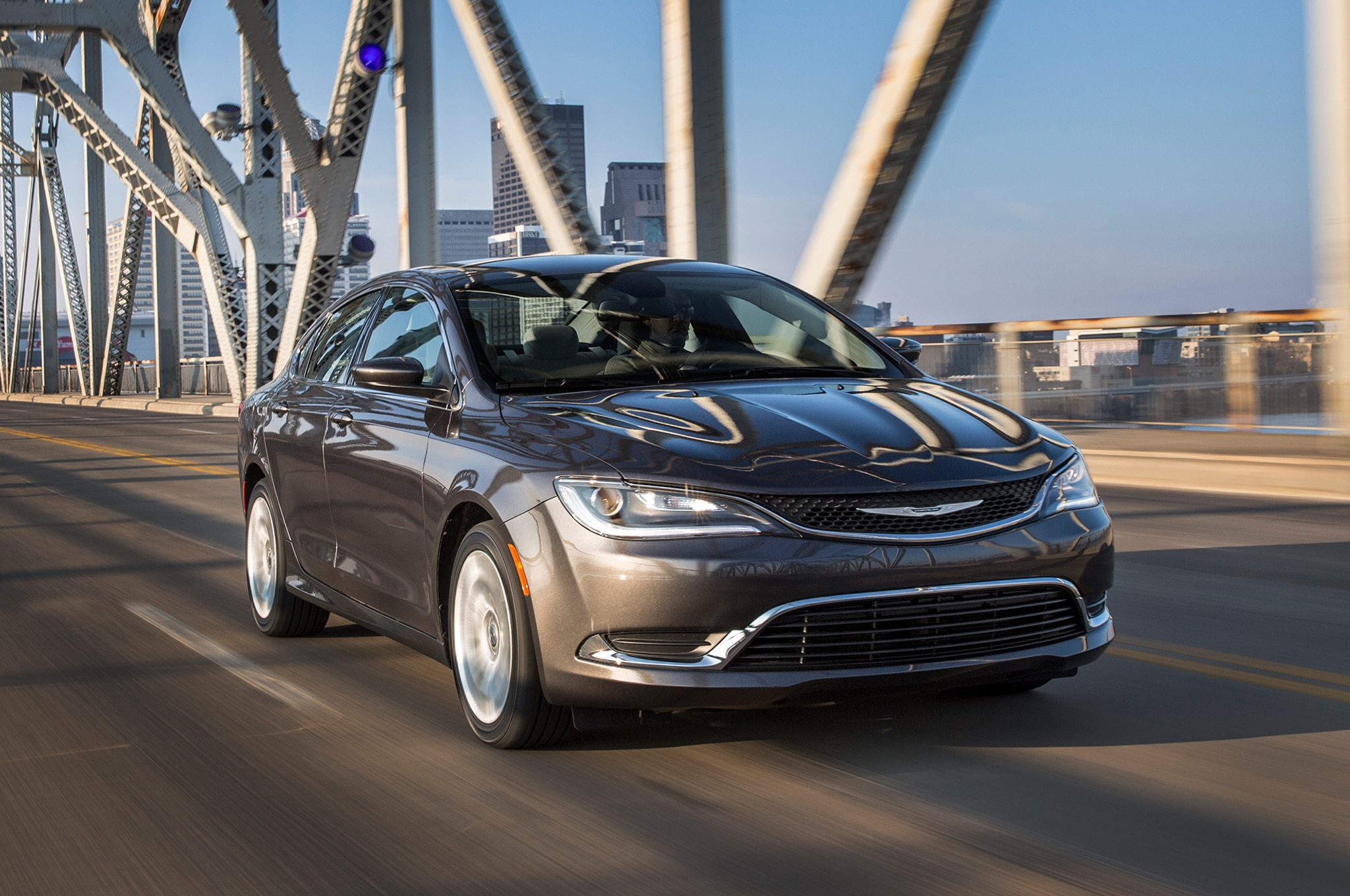 Chrysler 200 Mpg >> 2016 Chrysler 200C Review