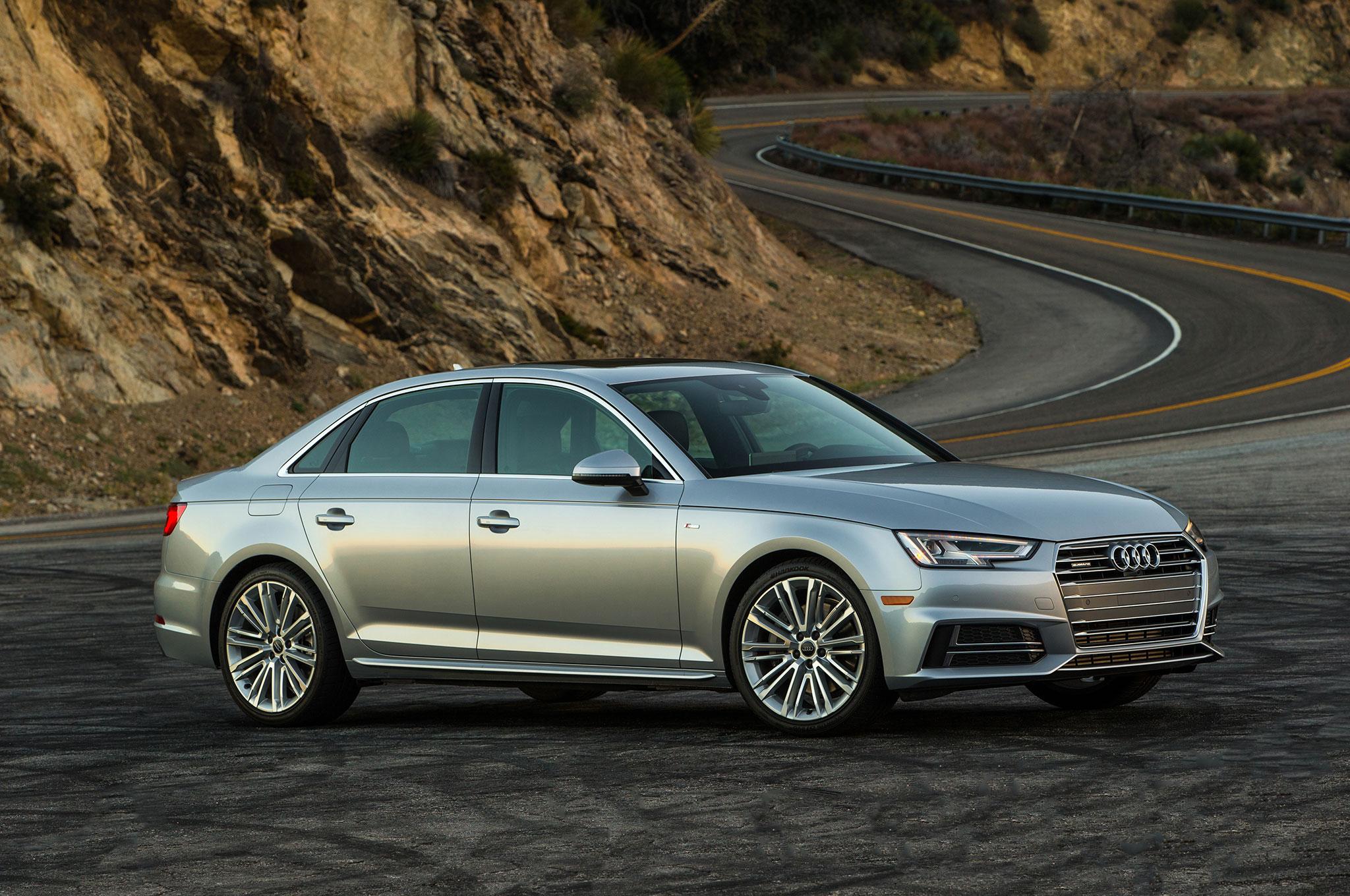 2017 Audi A4 Euro-Spec Review