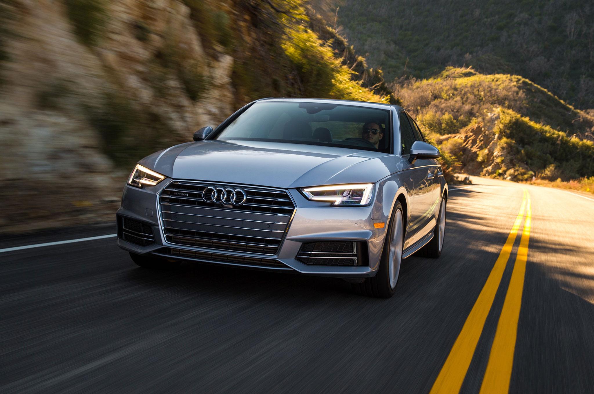 2017 All Stars Contender Audi A4 Automobile Magazine