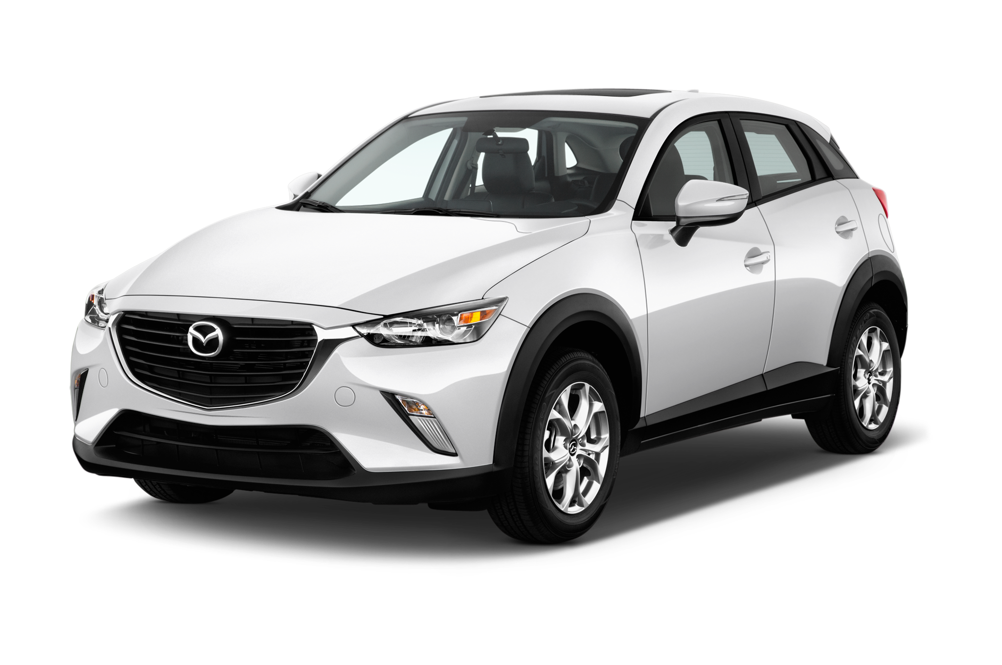2016 mazda cx 3 crossover earns iihs top safety pick automobile magazine. Black Bedroom Furniture Sets. Home Design Ideas