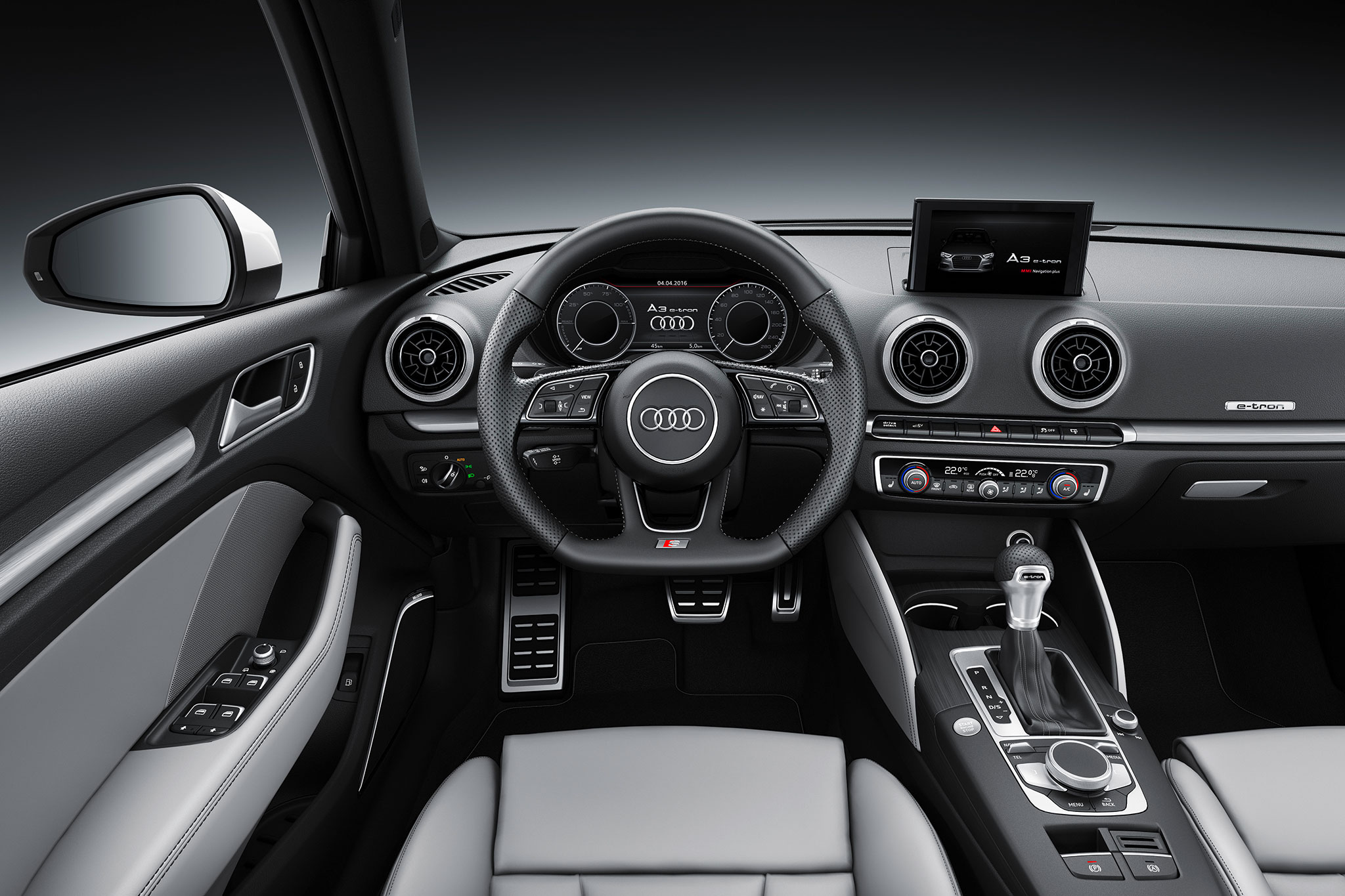 2017 Audi A3 2.0 T Premium >> Audi A3 And S3 Get Updated Tech And Powertrains For Europe