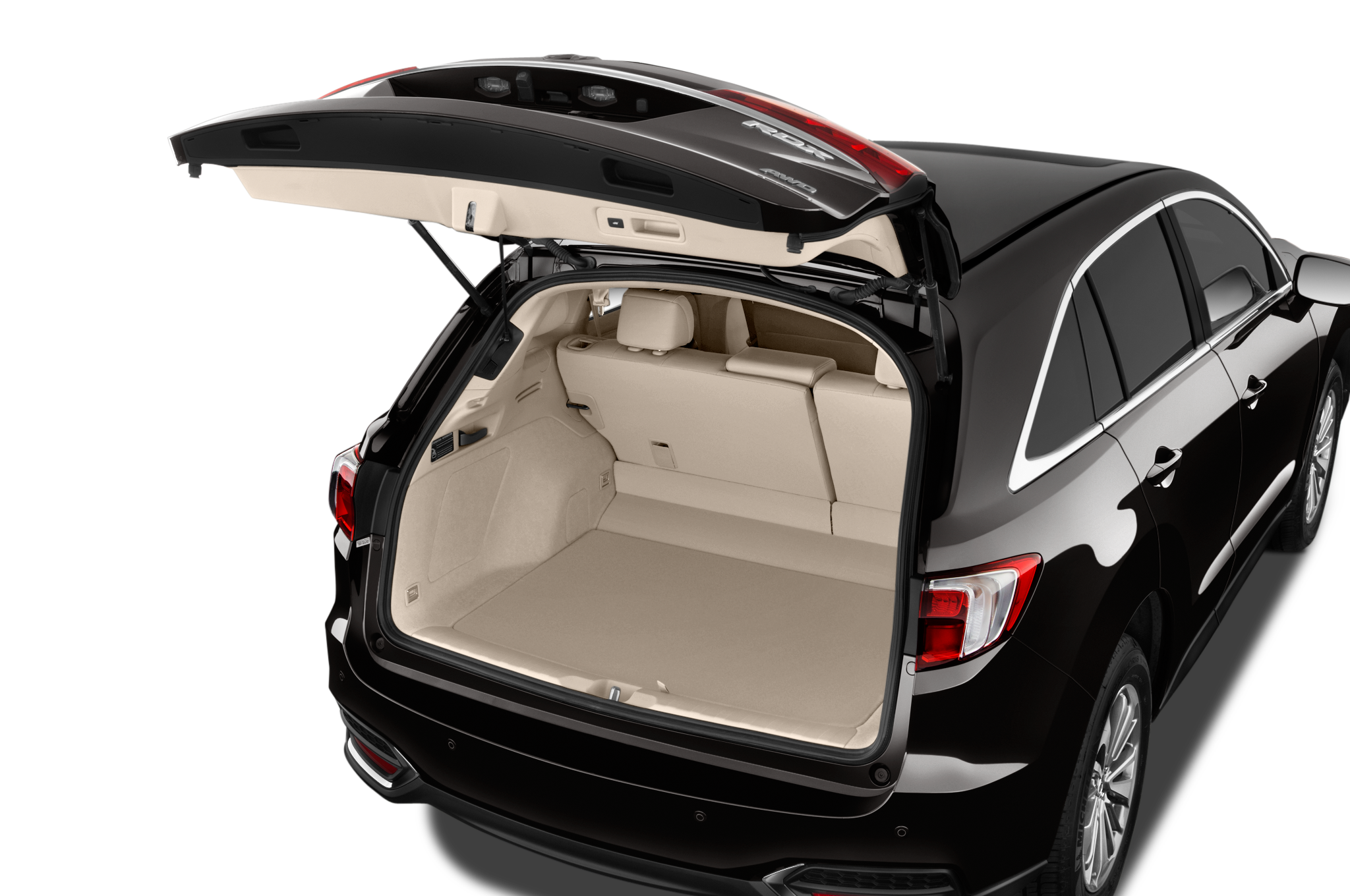 Refreshed 2016 Acura Rdx Price Rises New Advance Package Available 2017 Mdx Folding Cargo