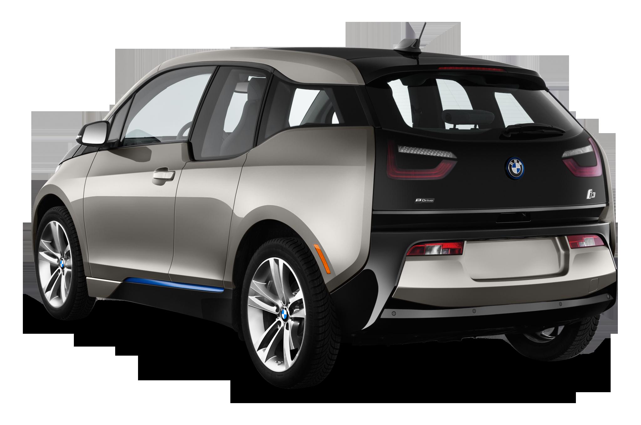 One Week With 2016 BMW I3 REx