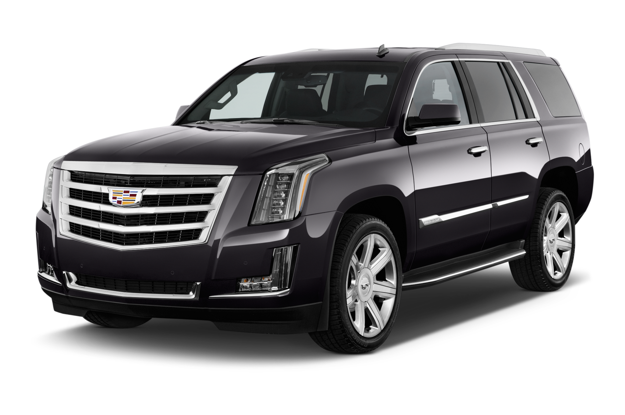 Report: Corvette Z06-Powered Cadillac Escalade-V Under ...