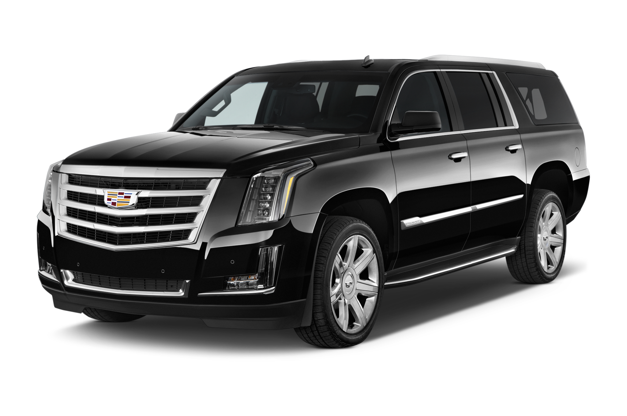 2017 Cadillac Escalade Esv Msrp >> Cadillac CUE Adds Apple CarPlay, Android Auto for 2016