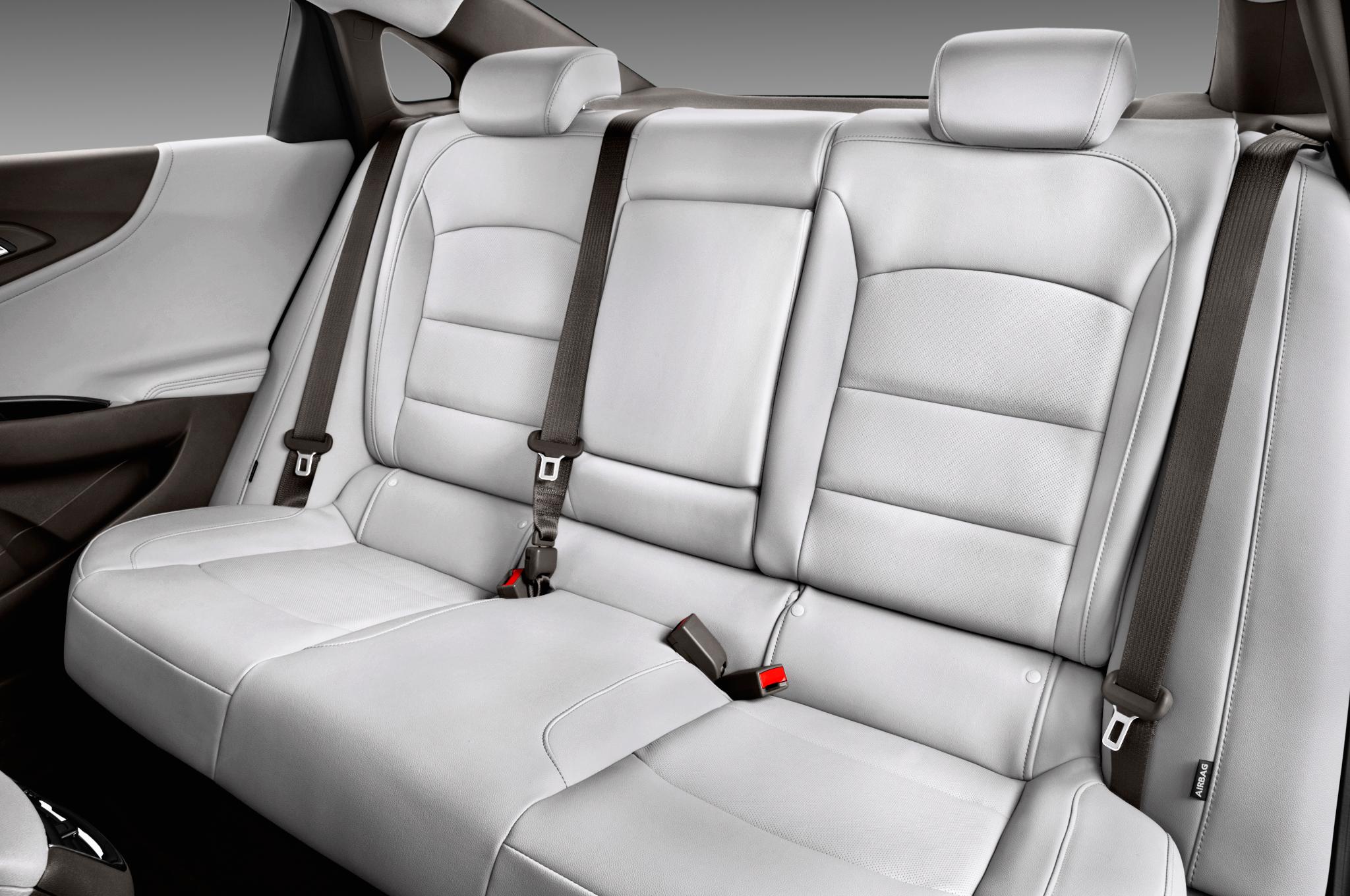 2016 Chevrolet Malibu Review