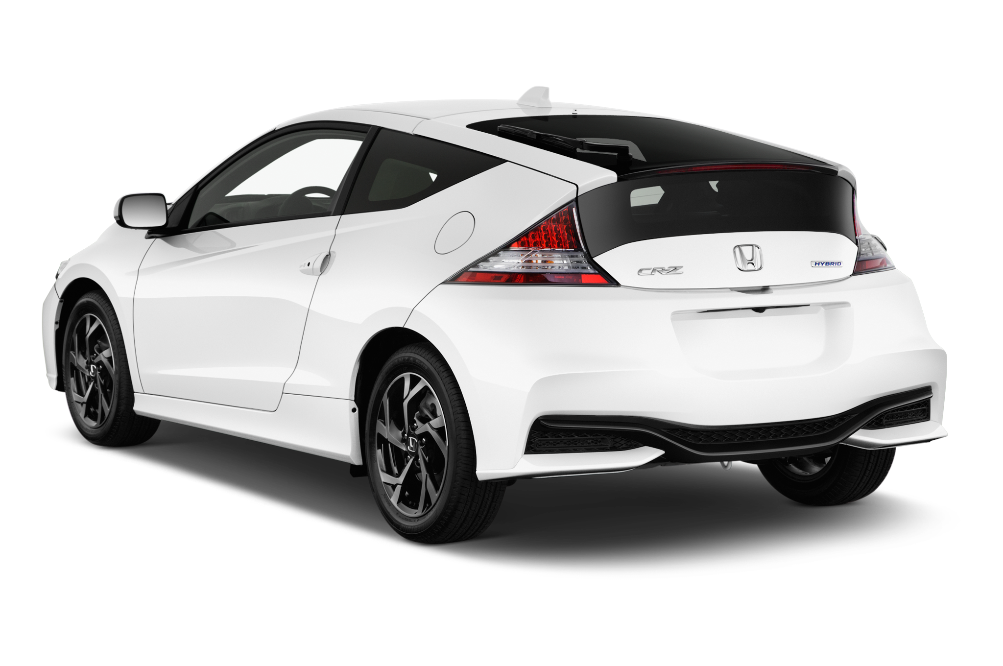 "2016 Honda Cr Z >> Honda CR-Z ""Alpha Final Label"" Edition Released in Japan 