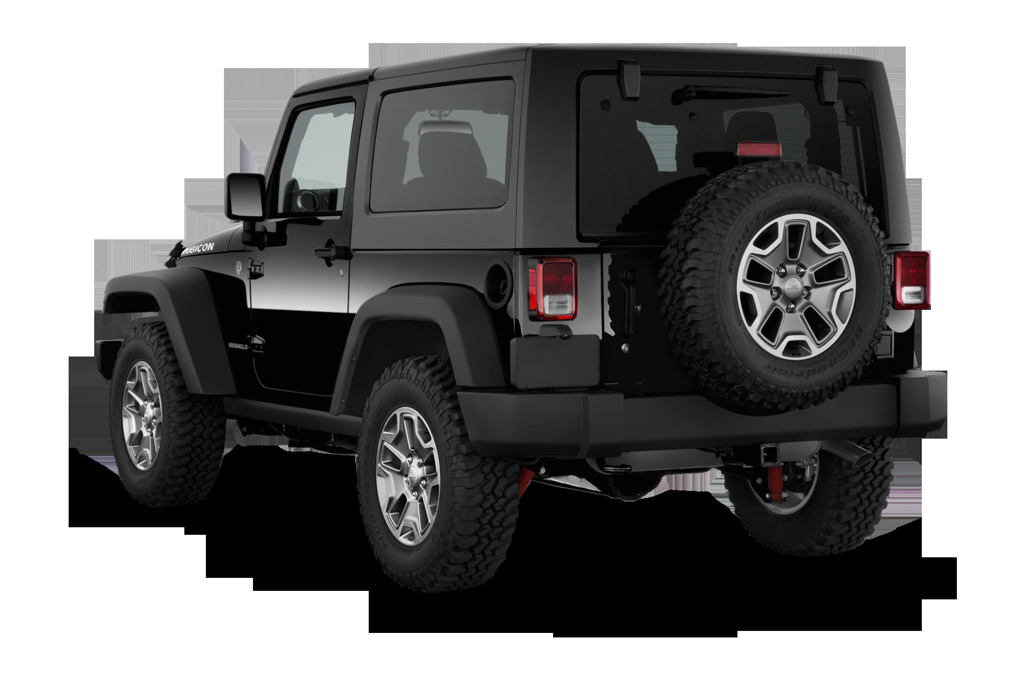 Wrangler Rubicon 4 Door >> 2018 Jeep Wrangler Prototype Spied with Body, Suspension Modifications