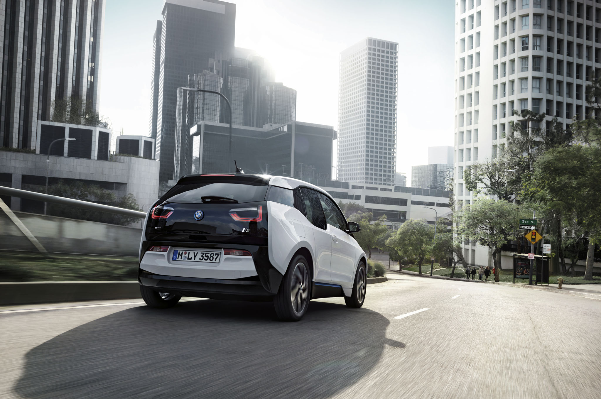 2017 BMW I3 Estimated To Offer 114 Miles On A Single Charge