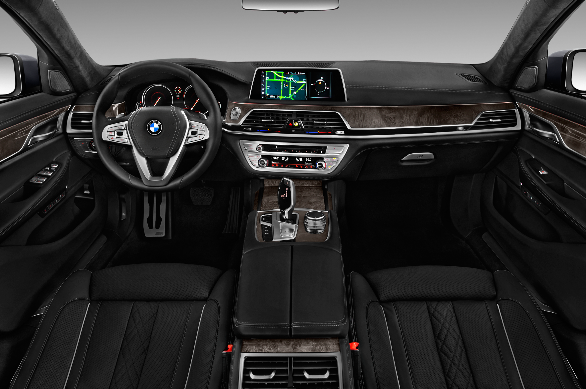 BMW 7 Series Turns 40 Issues Limited Edition Model