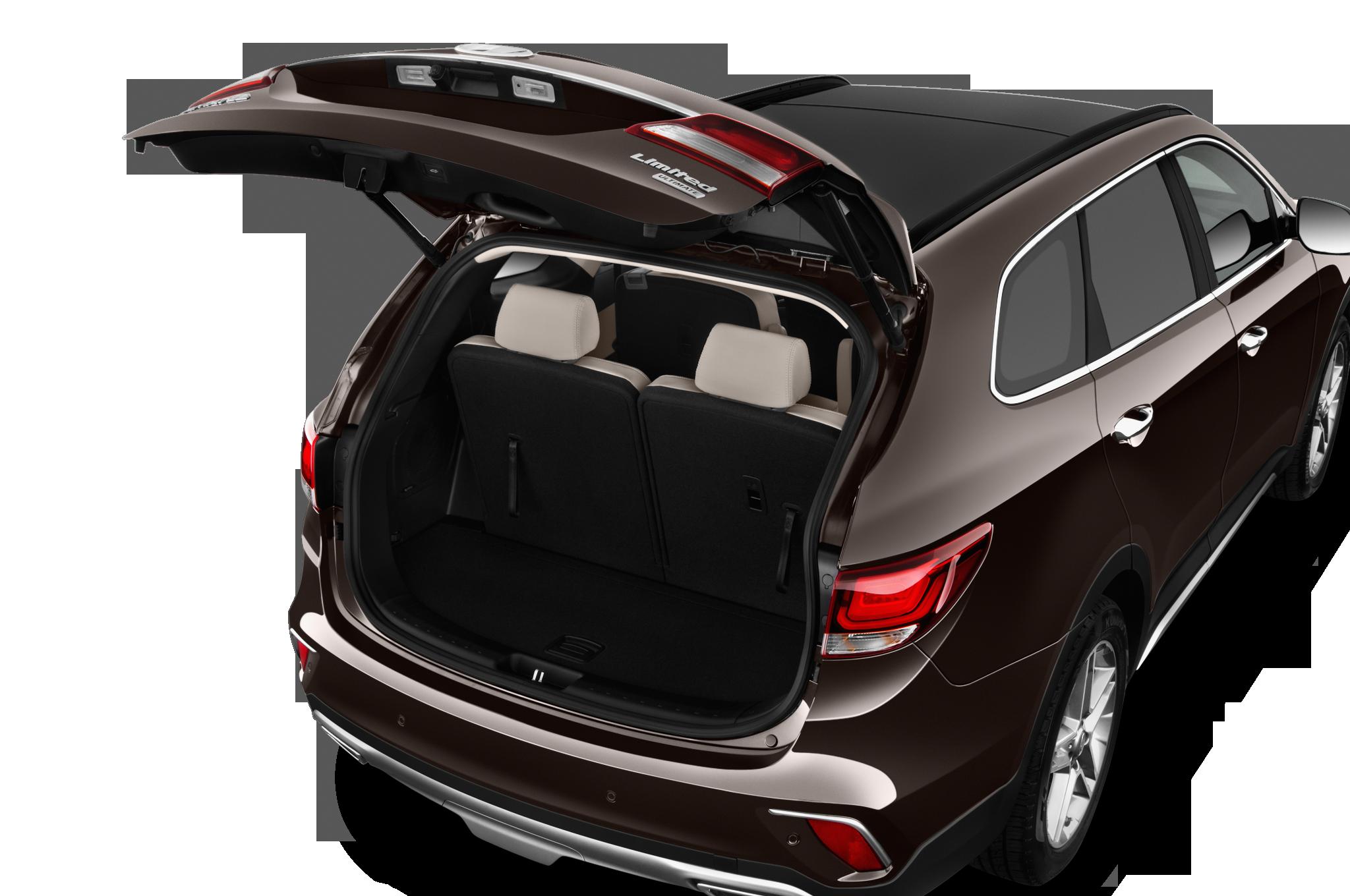 2017 Hyundai Santa Fe Sport IIHS testing