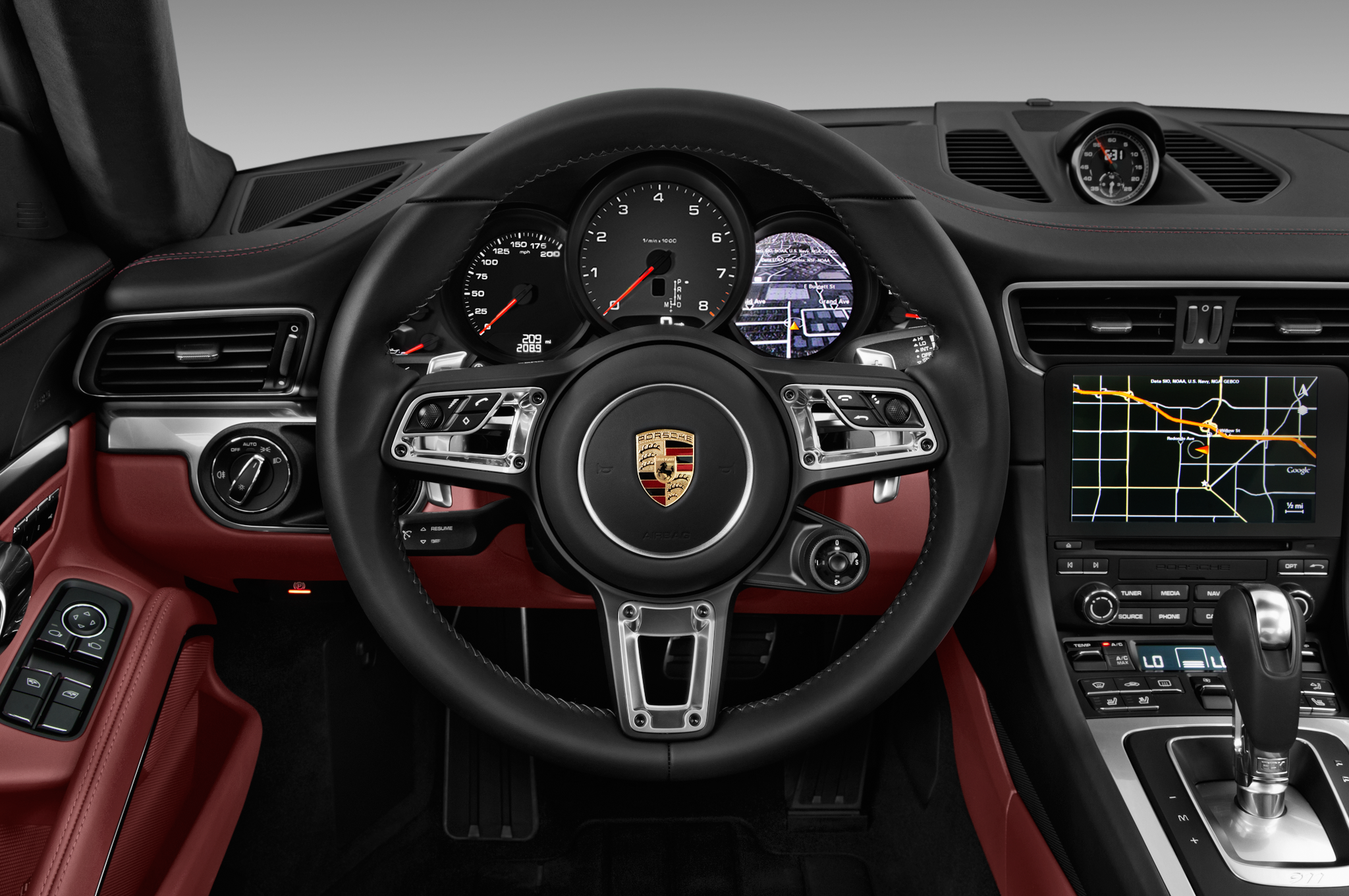 2017 Porsche 911 Carrera 4 One Week Review Automobile Magazine