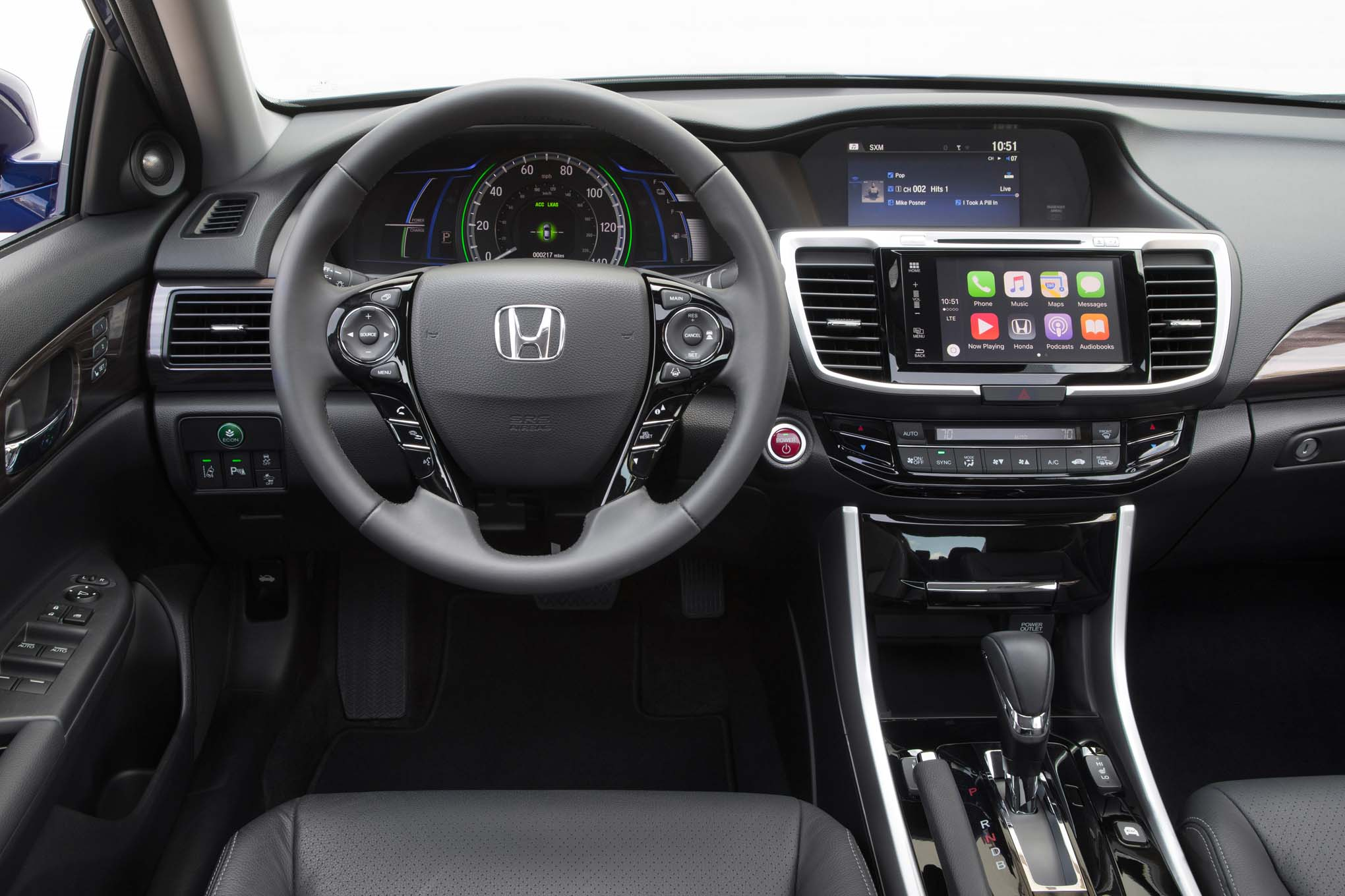 Honda Clarity Electric Plug In Hybrid Joining Fuel Cell