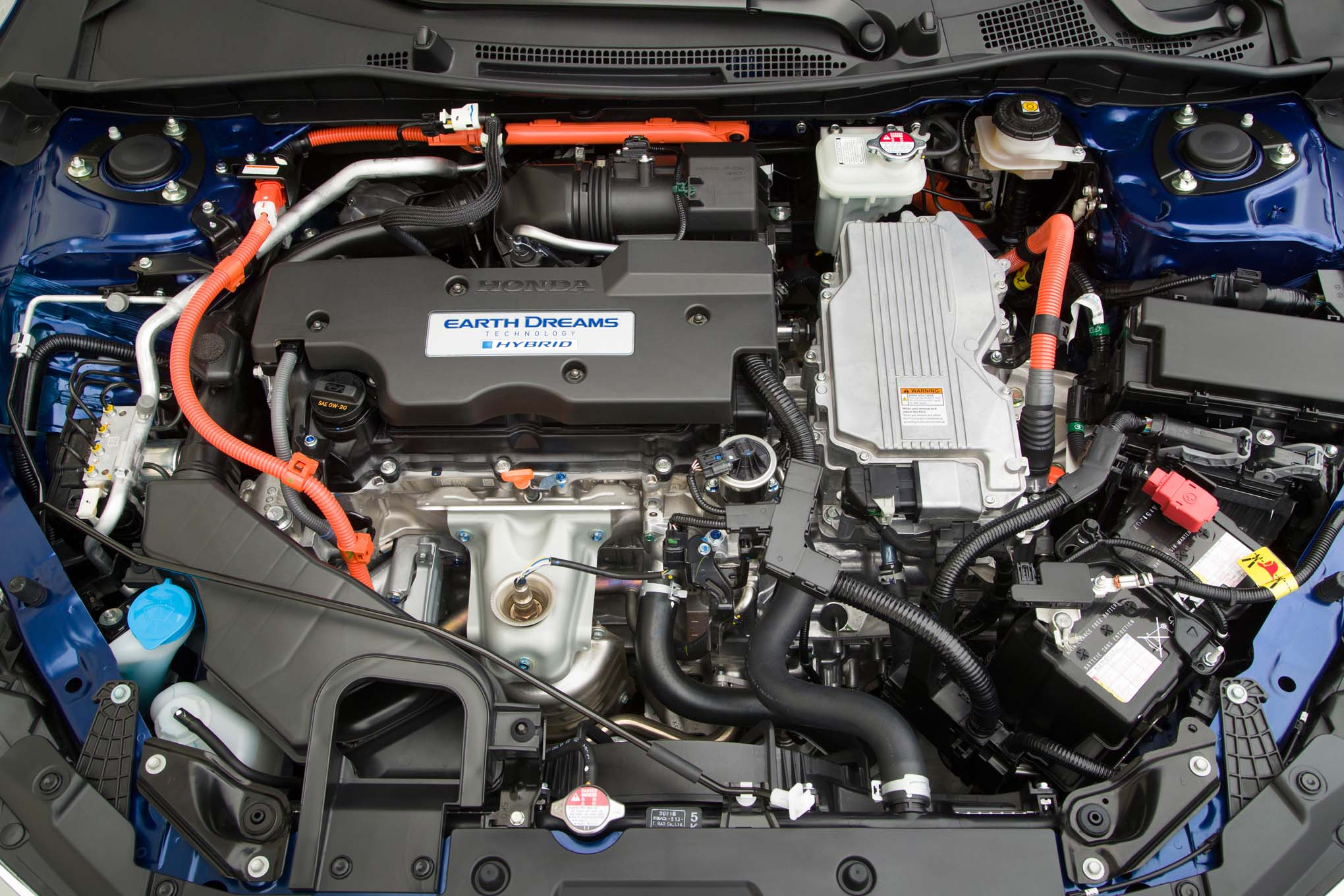 Honda Clarity Electric Plug In Hybrid Joining Fuel Cell Model