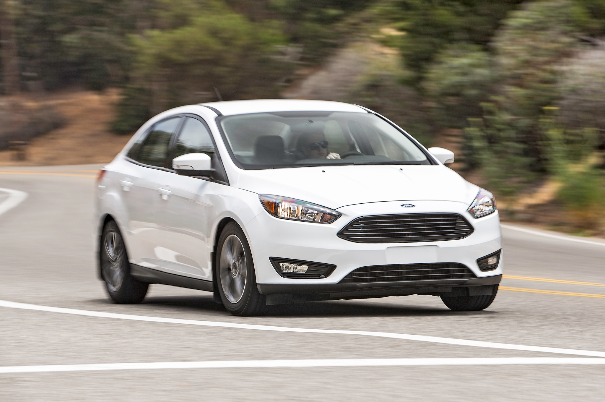 One Week With: 2016 Ford Focus SE Sedan   Automobile Magazine