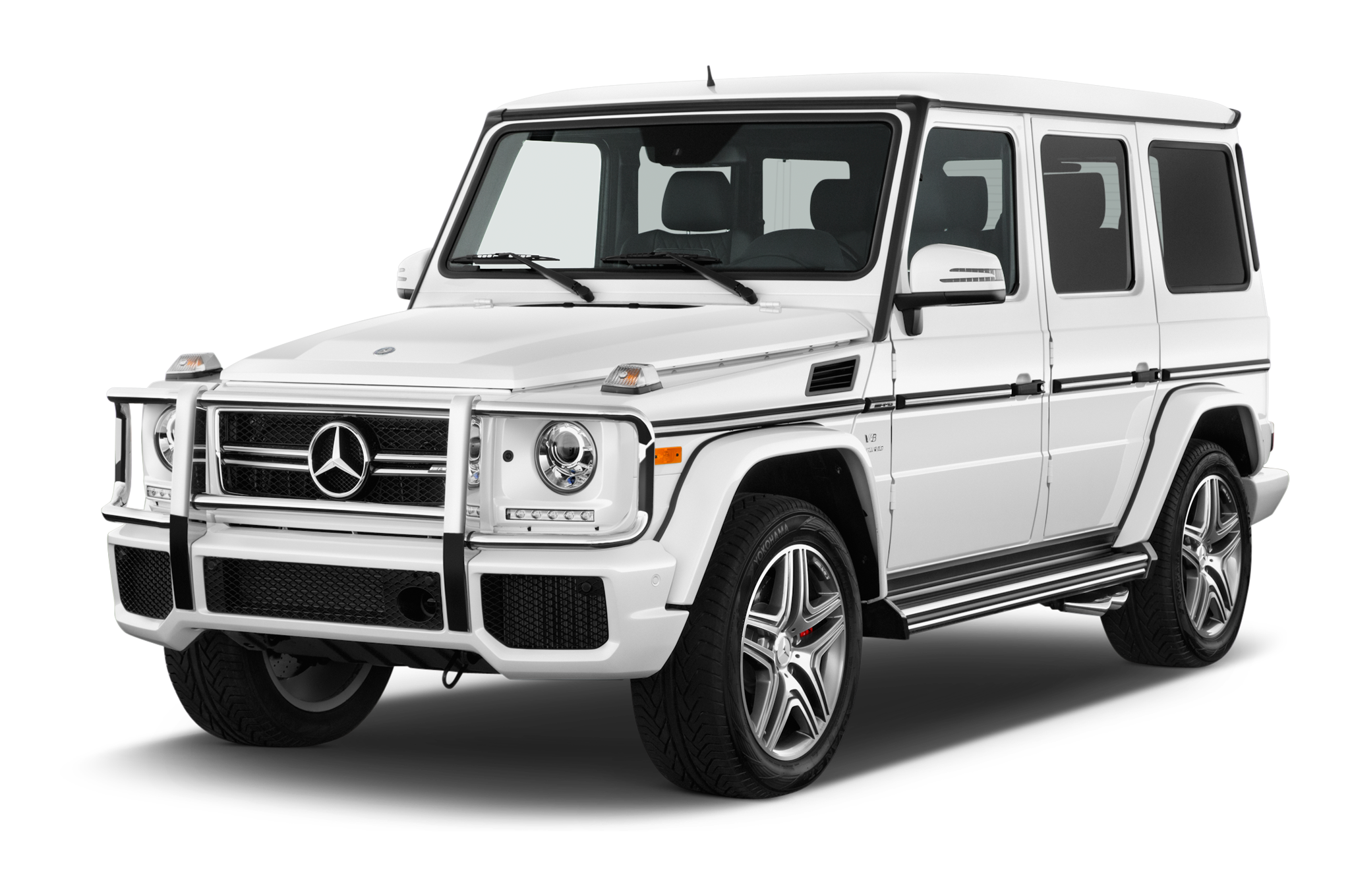 Mercedes Benz G500 4x4 Squared Enters Production Costs
