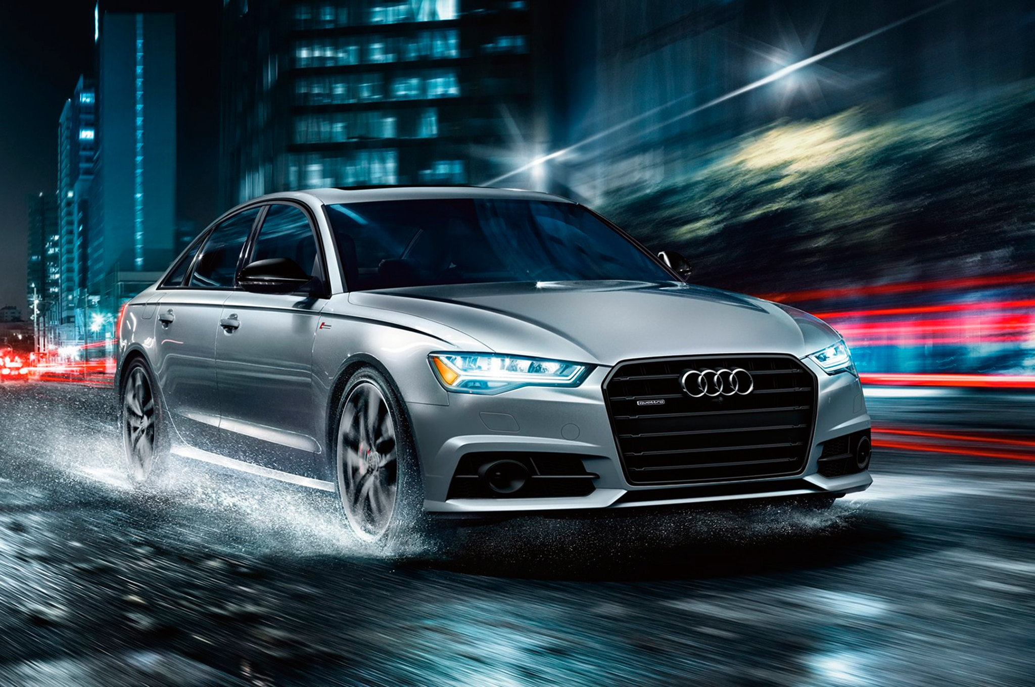2017 Audi A6 and A7 Gain New Tech and Mild Exterior Styling Tweaks | Automobile Magazine
