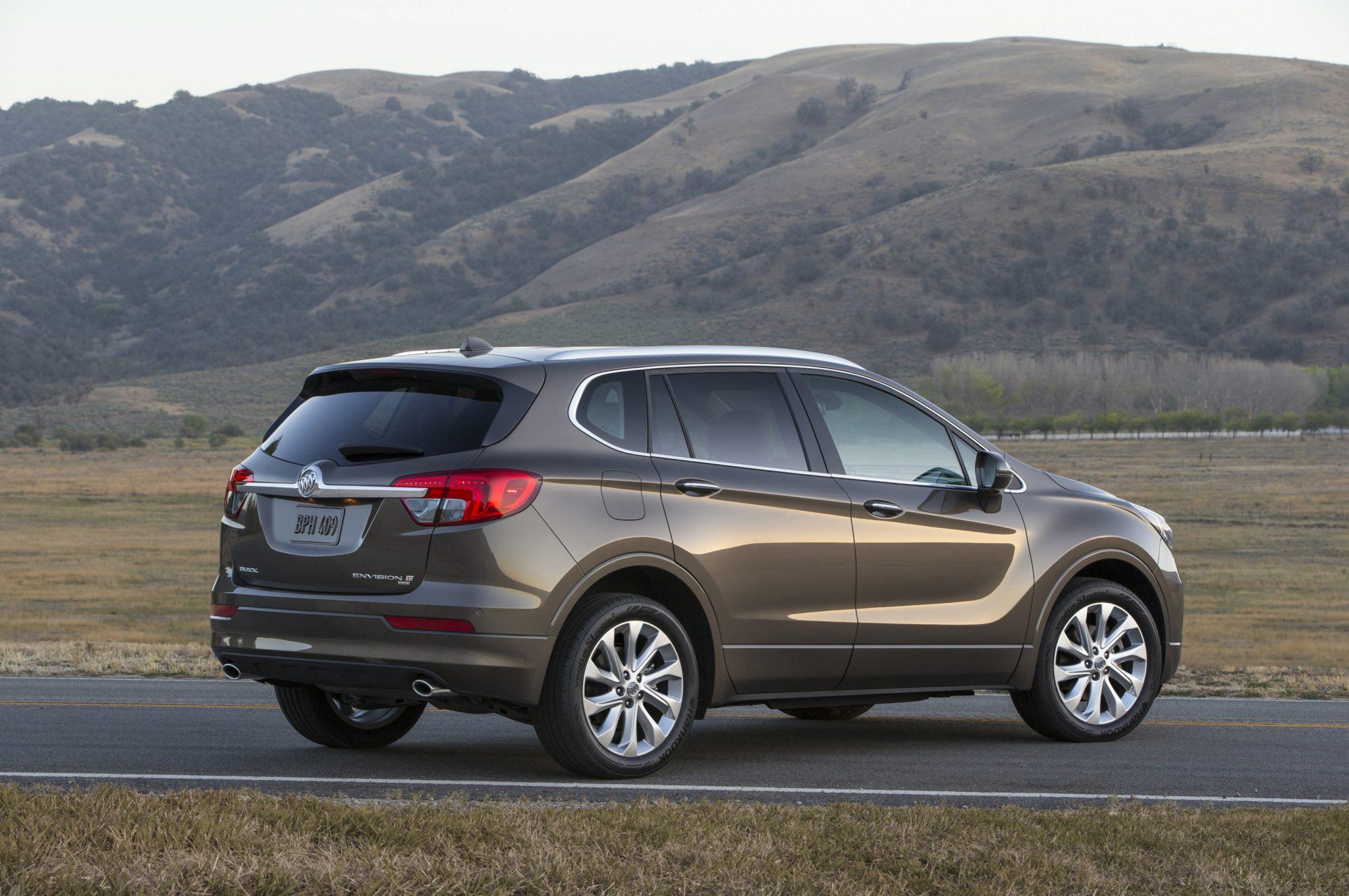 Quick Take 2017 Buick Envision Fwd Essence Automobile Magazine 2015 Verano Wiring Diagram 22 53