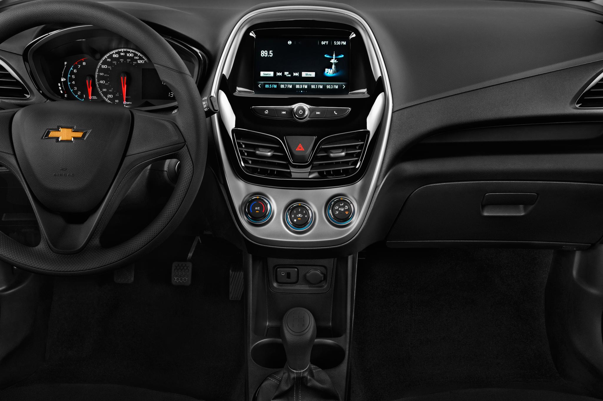 2017 Chevrolet Spark Activ Does Its Best Crossover Impression