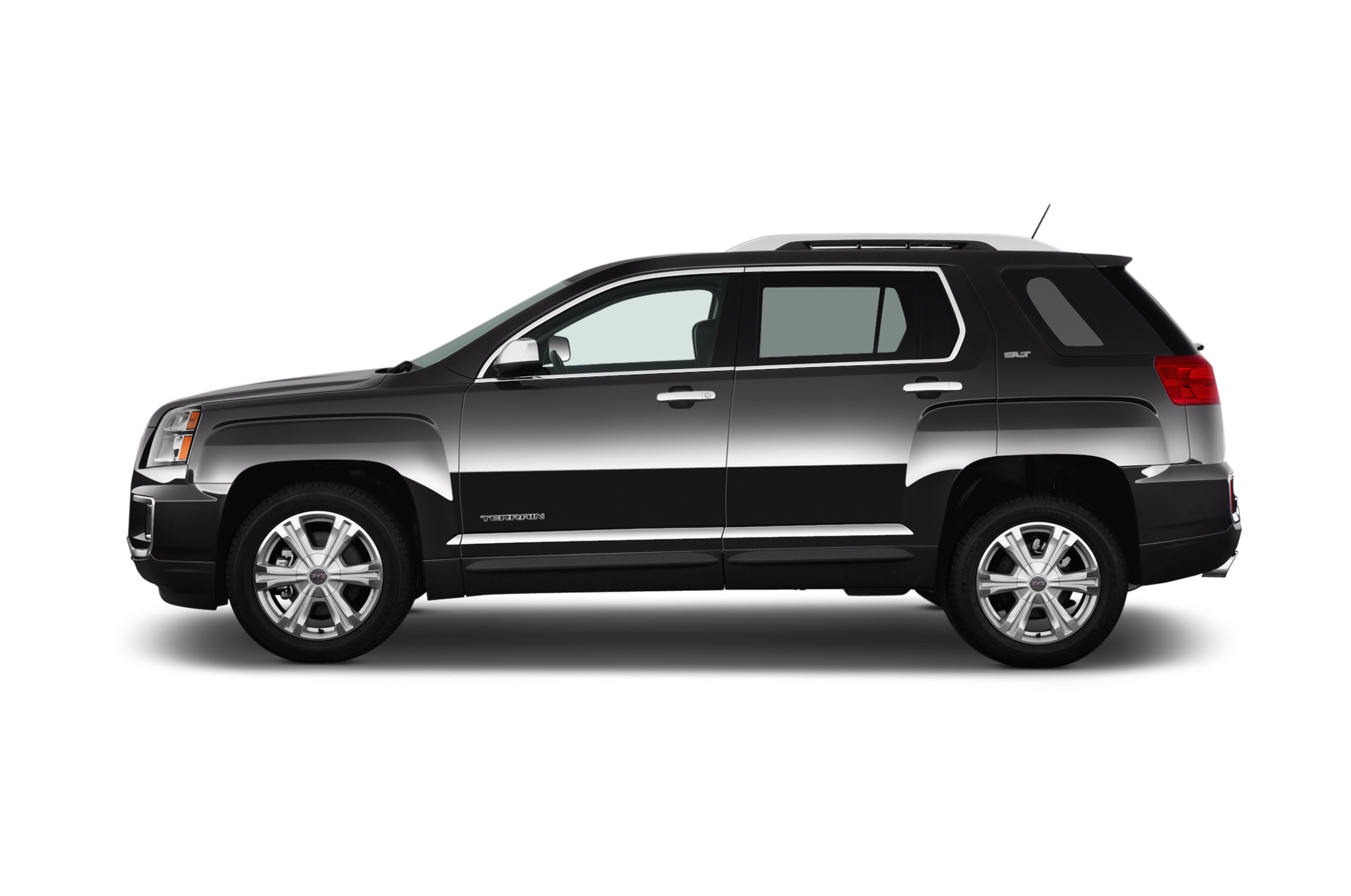 2017 GMC Terrain Adds Blacked Out Nightfall Edition