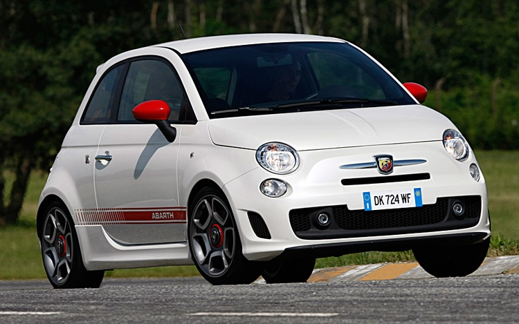 The Giannini 350 Gp Is Rear Engine Fiat 500 Automobile Magazine