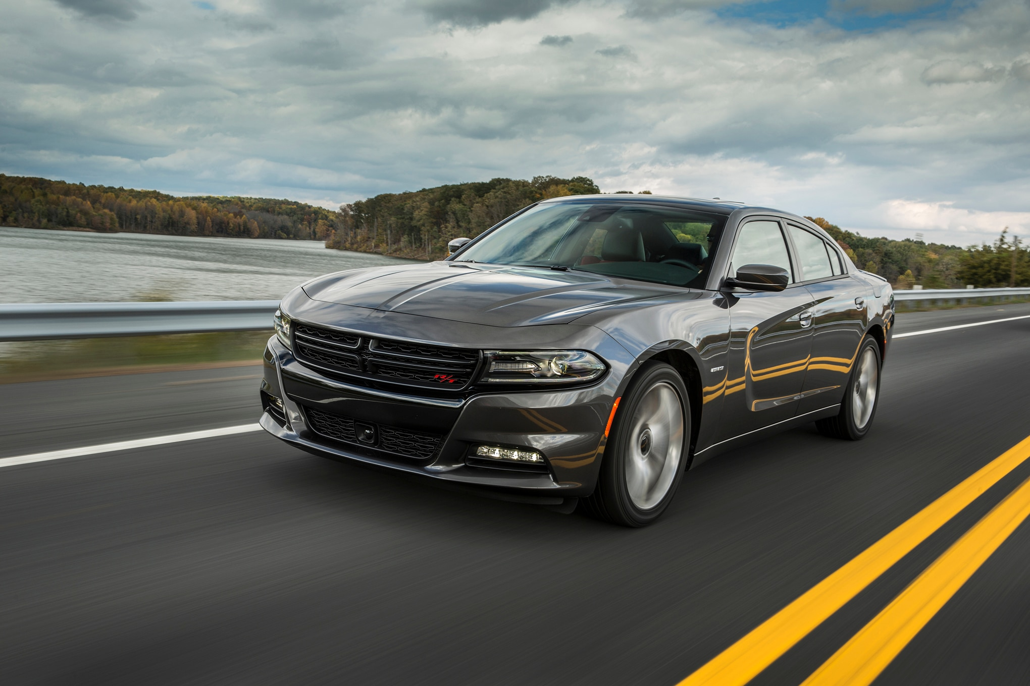 2016 Dodge Charger R/T Scat Pack Quick Take Review | Automobile Magazine