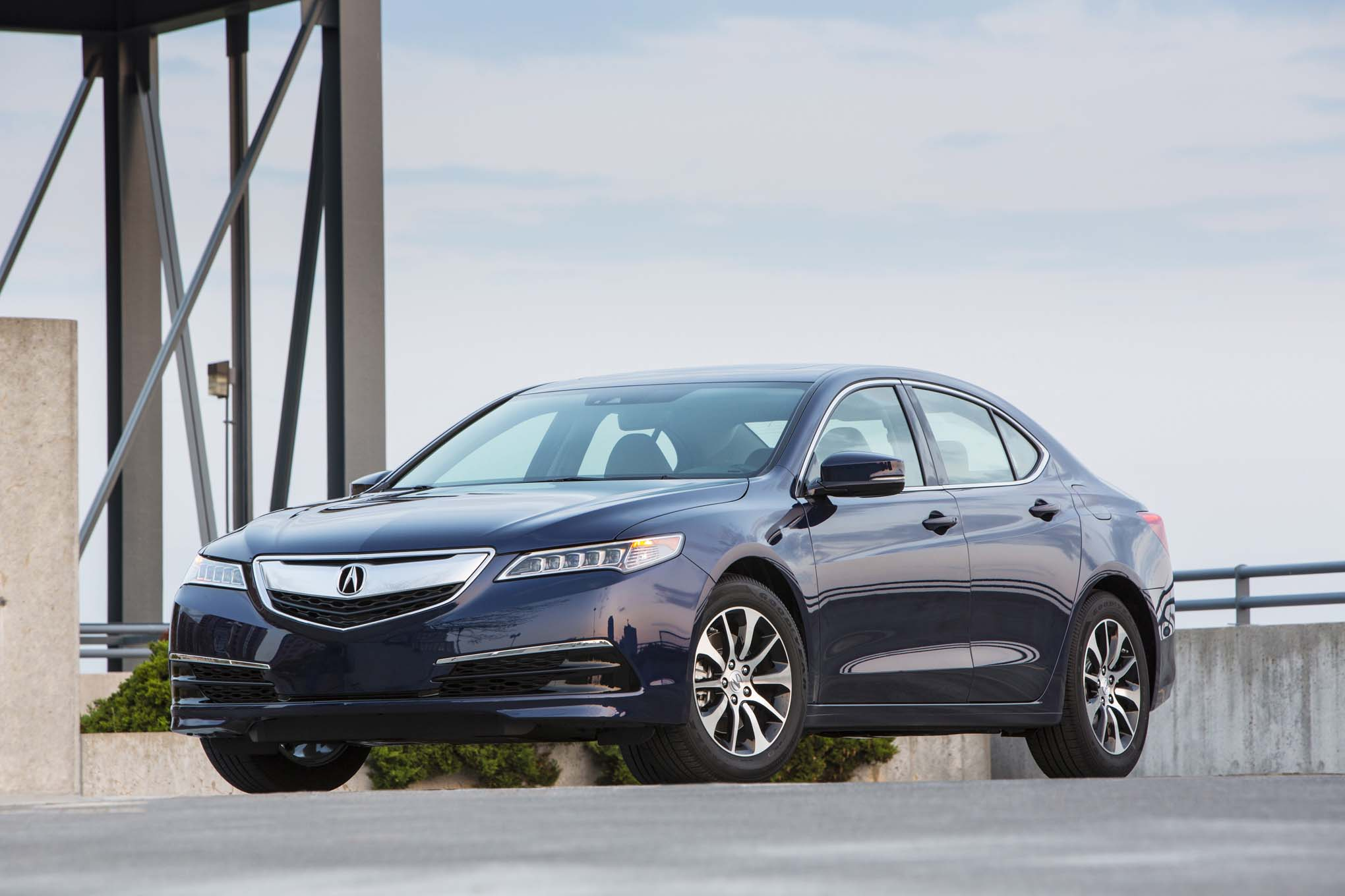 2017 Acura TLX 3 5 SH AWD e Week Review