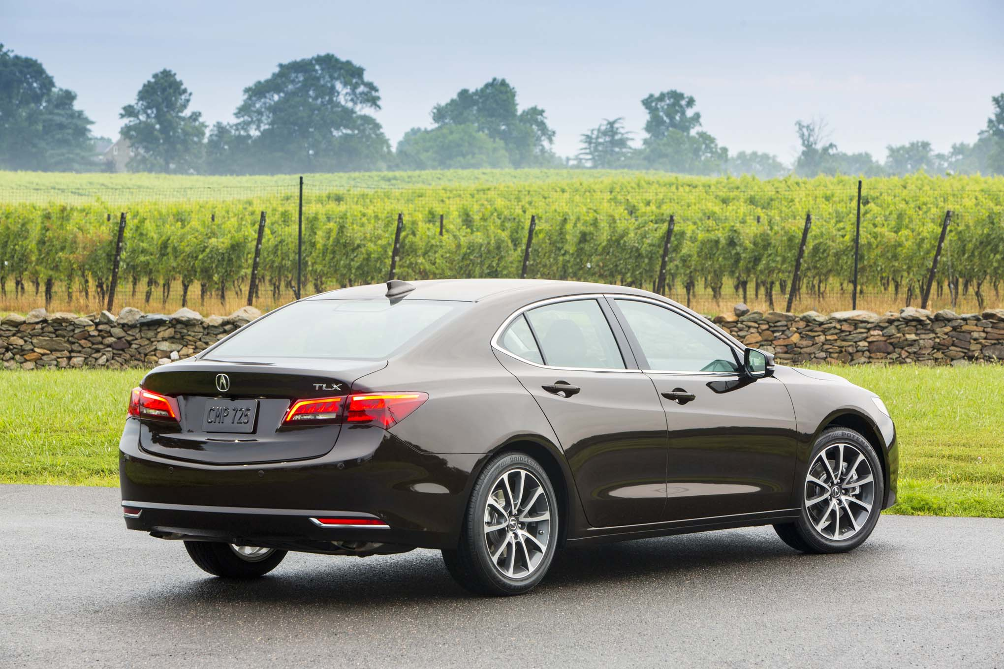 2017 Acura Tlx 3 5 Sh Awd One Week Review Automobile