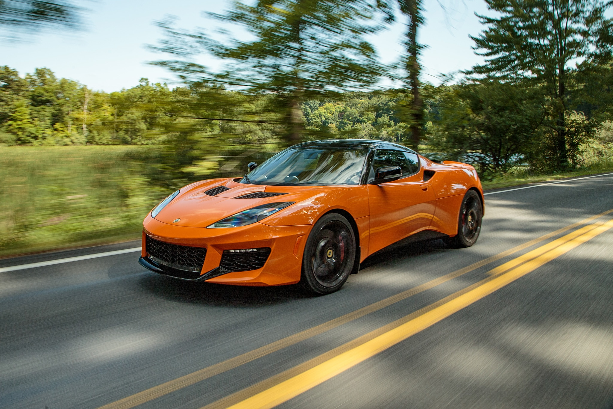 2017 Lotus Evora 400 First Drive | Automobile Magazine