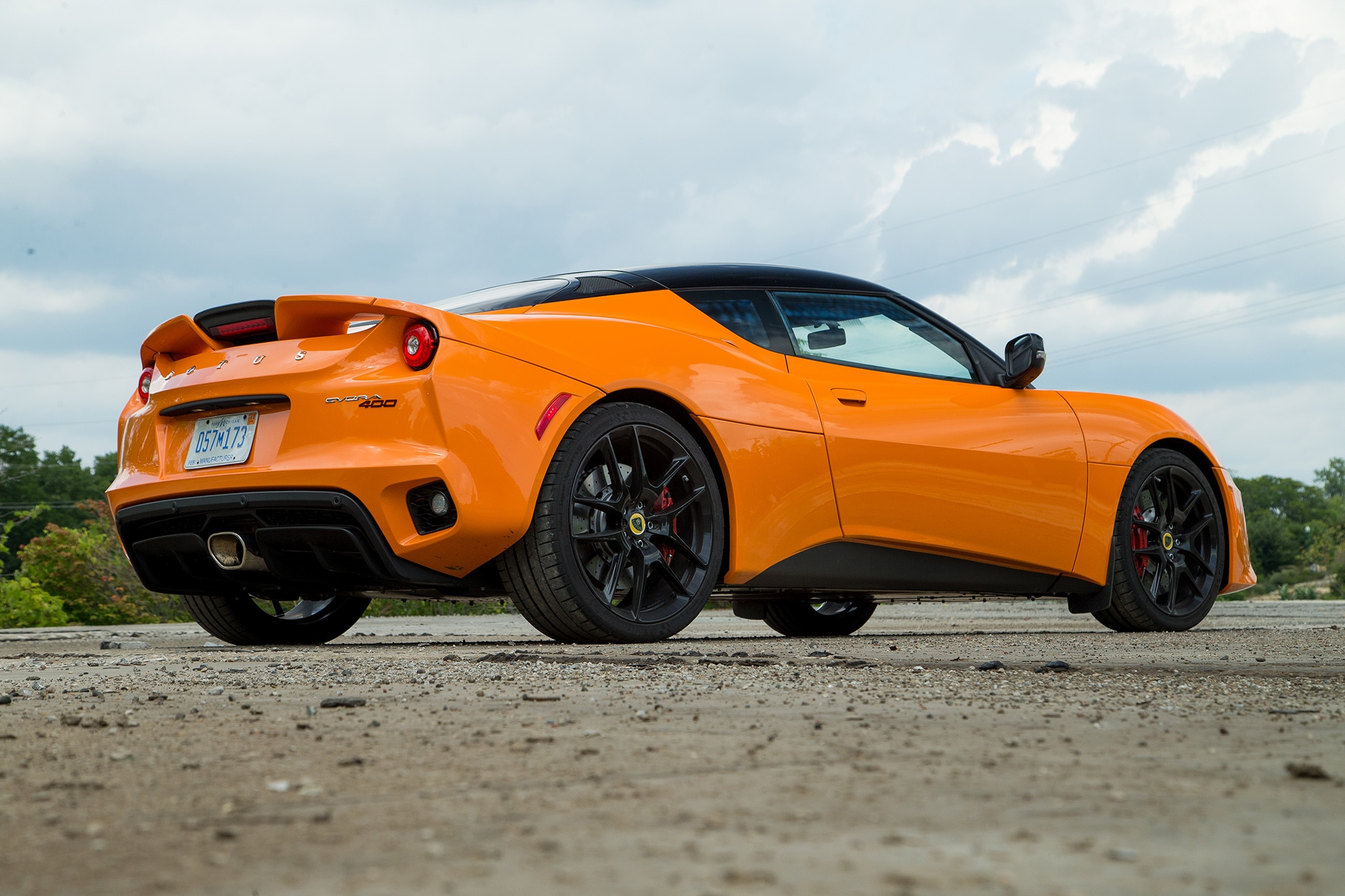 2017 Lotus Evora 400 First Drive Automobile Magazine