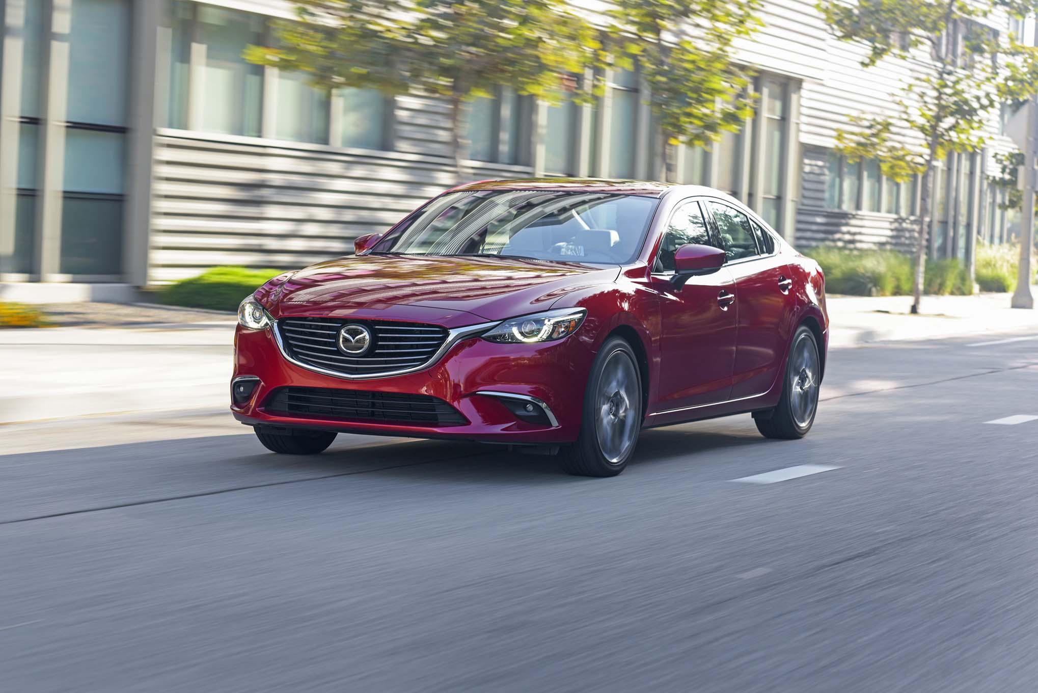 2017 Mazda6 Grand Touring First Drive Review | Automobile Magazine