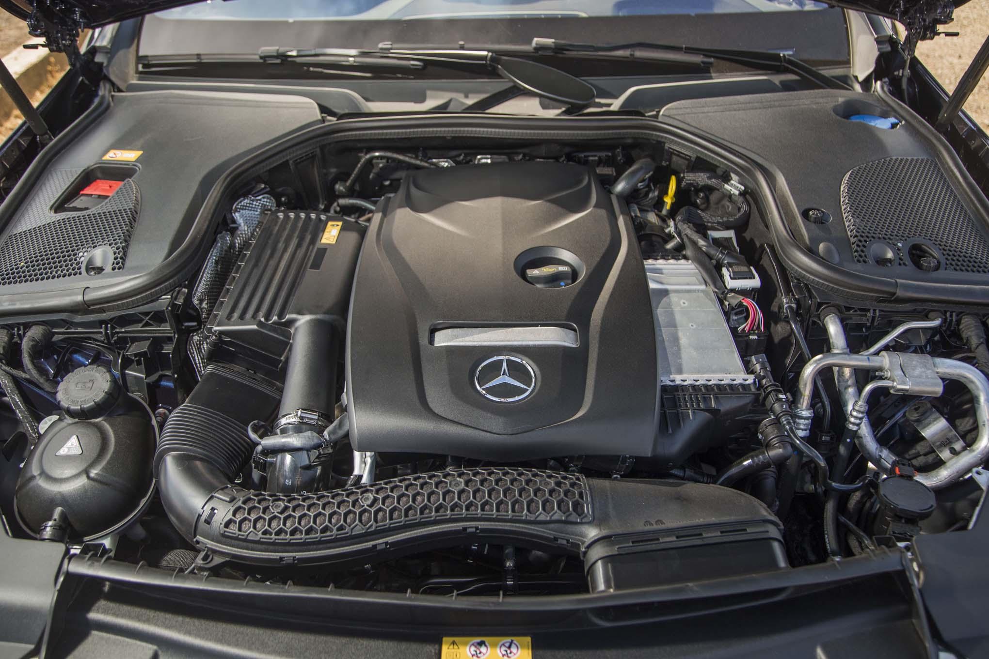 2017 Mercedes Ben E400 4matic Wagon One Week Review