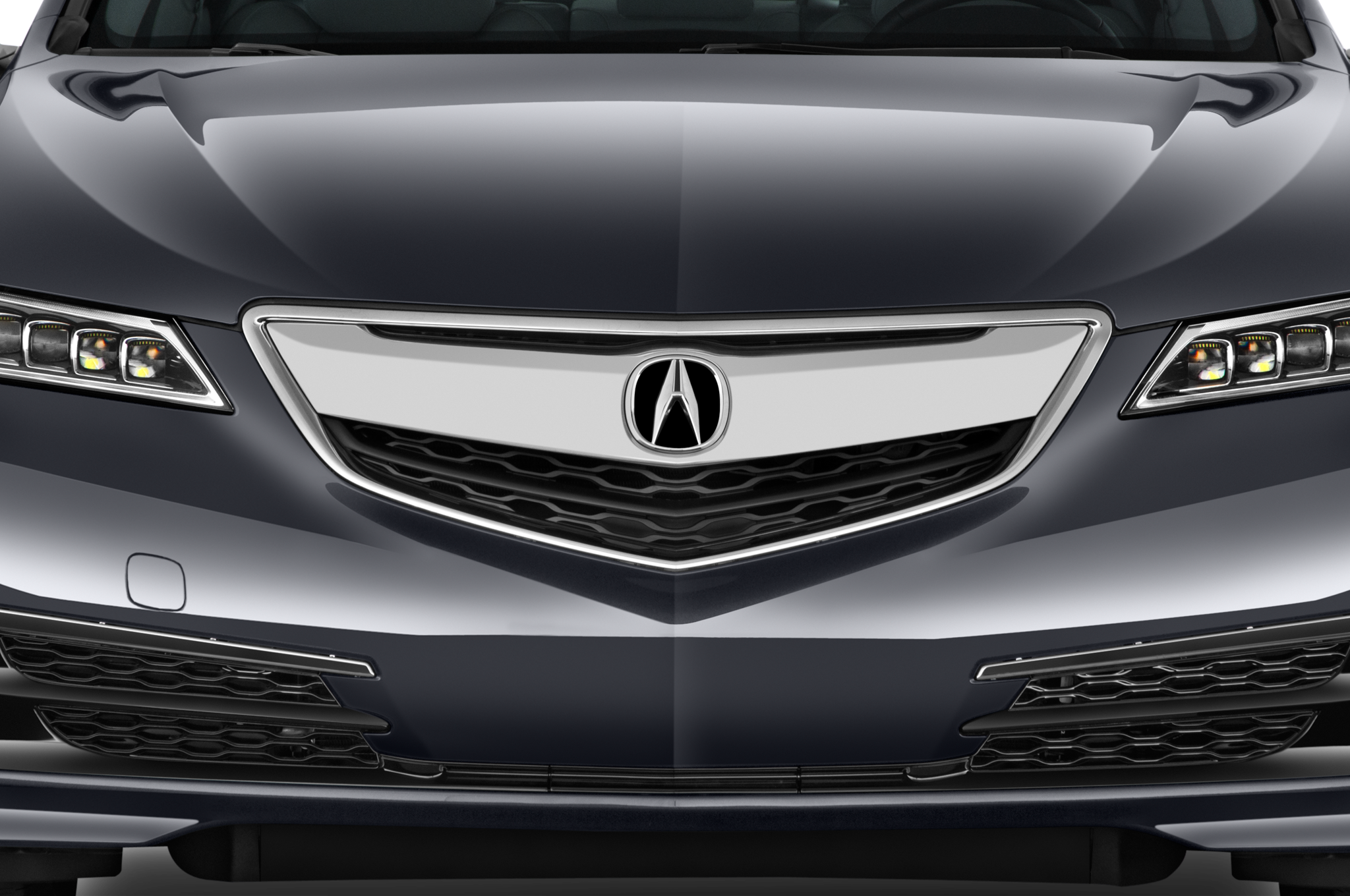 Acura TLX SHAWD One Week Review Automobile Magazine - 2018 acura tsx front grill