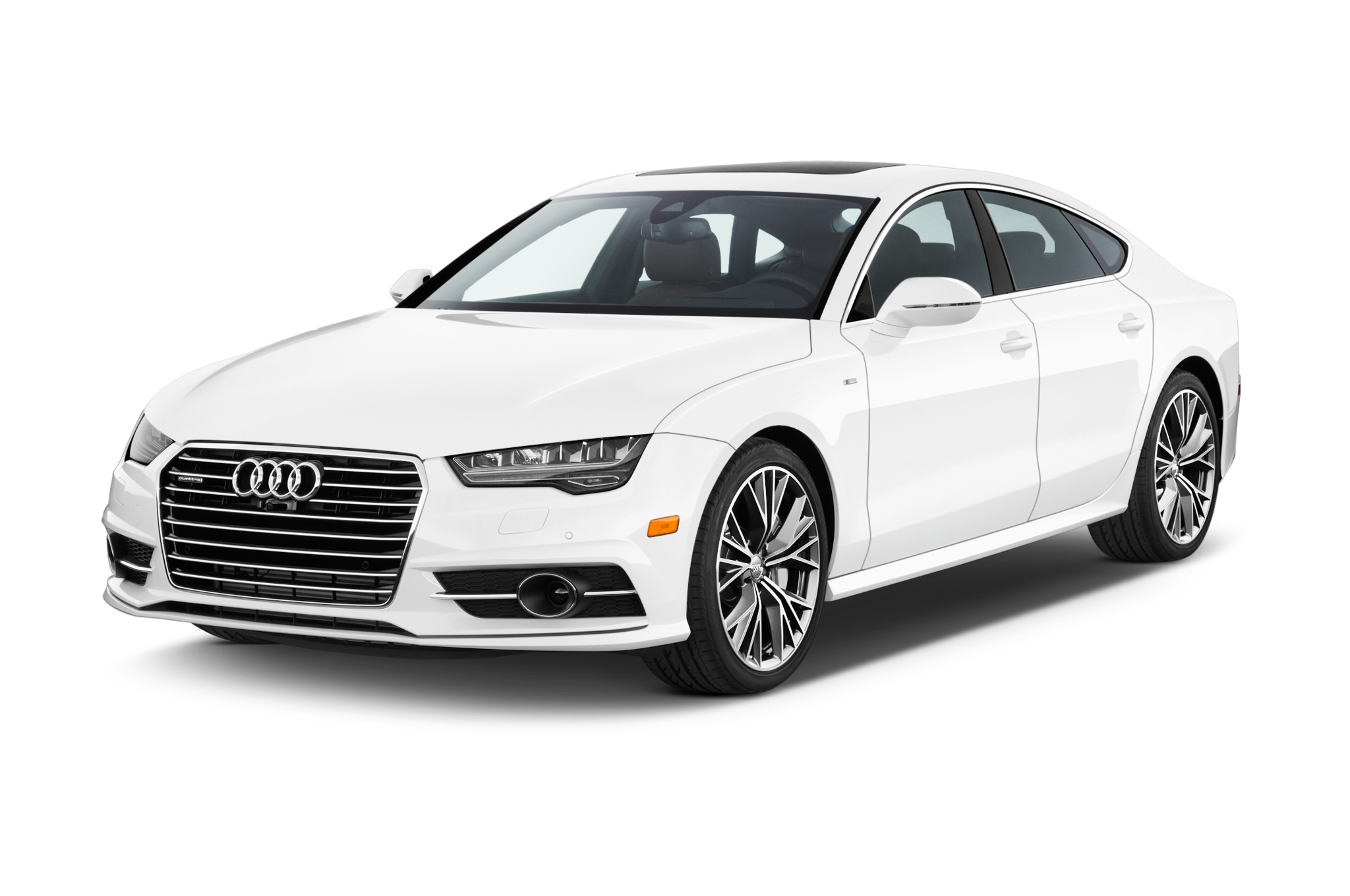 Audi A7 3 0 T >> 2017 Audi A7 3.0T Competition Quattro First Drive Review | Automobile Magazine