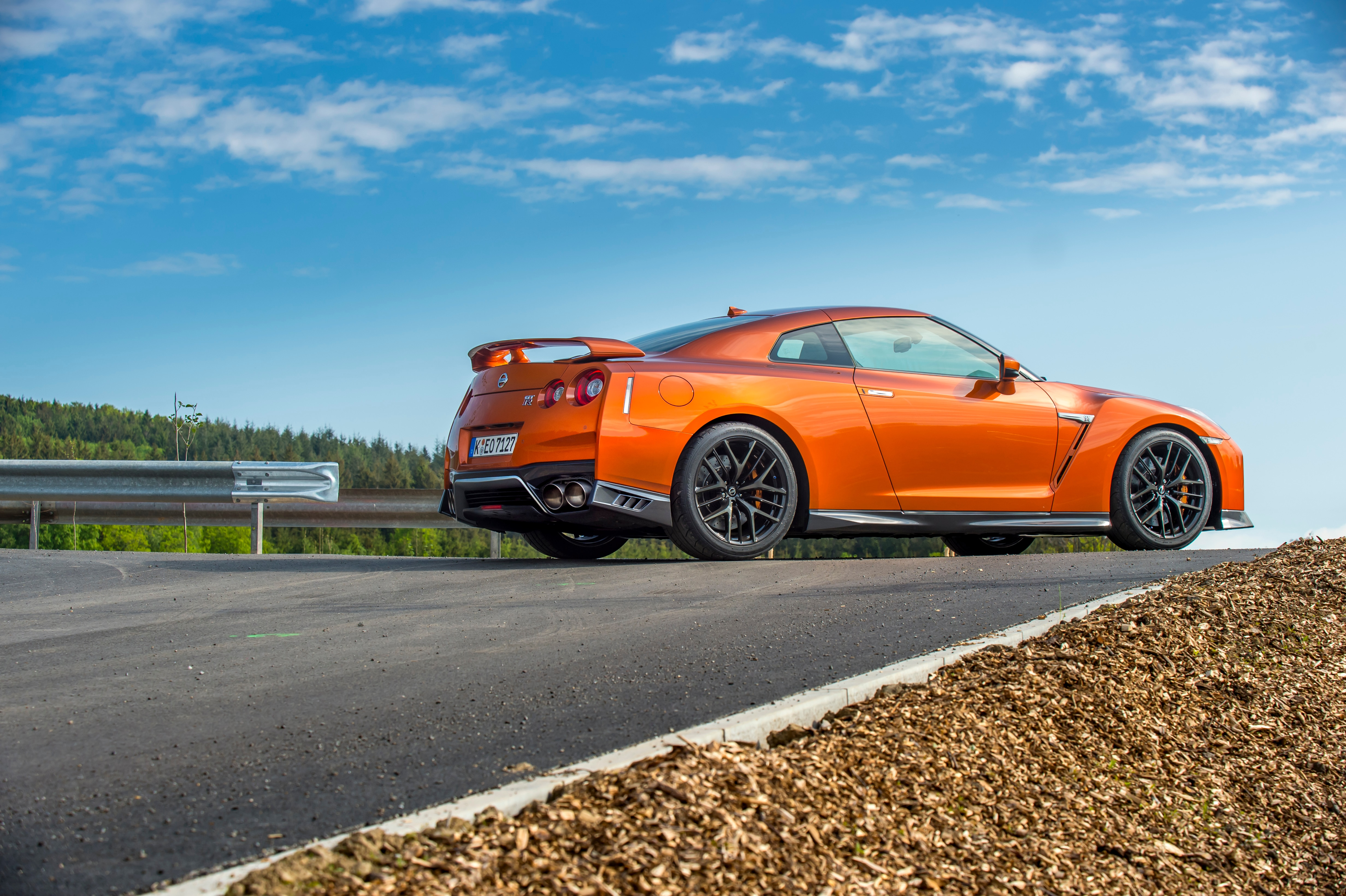 The 2017 Nissan GT-R Nismo is Ready to Rip Your Face Off