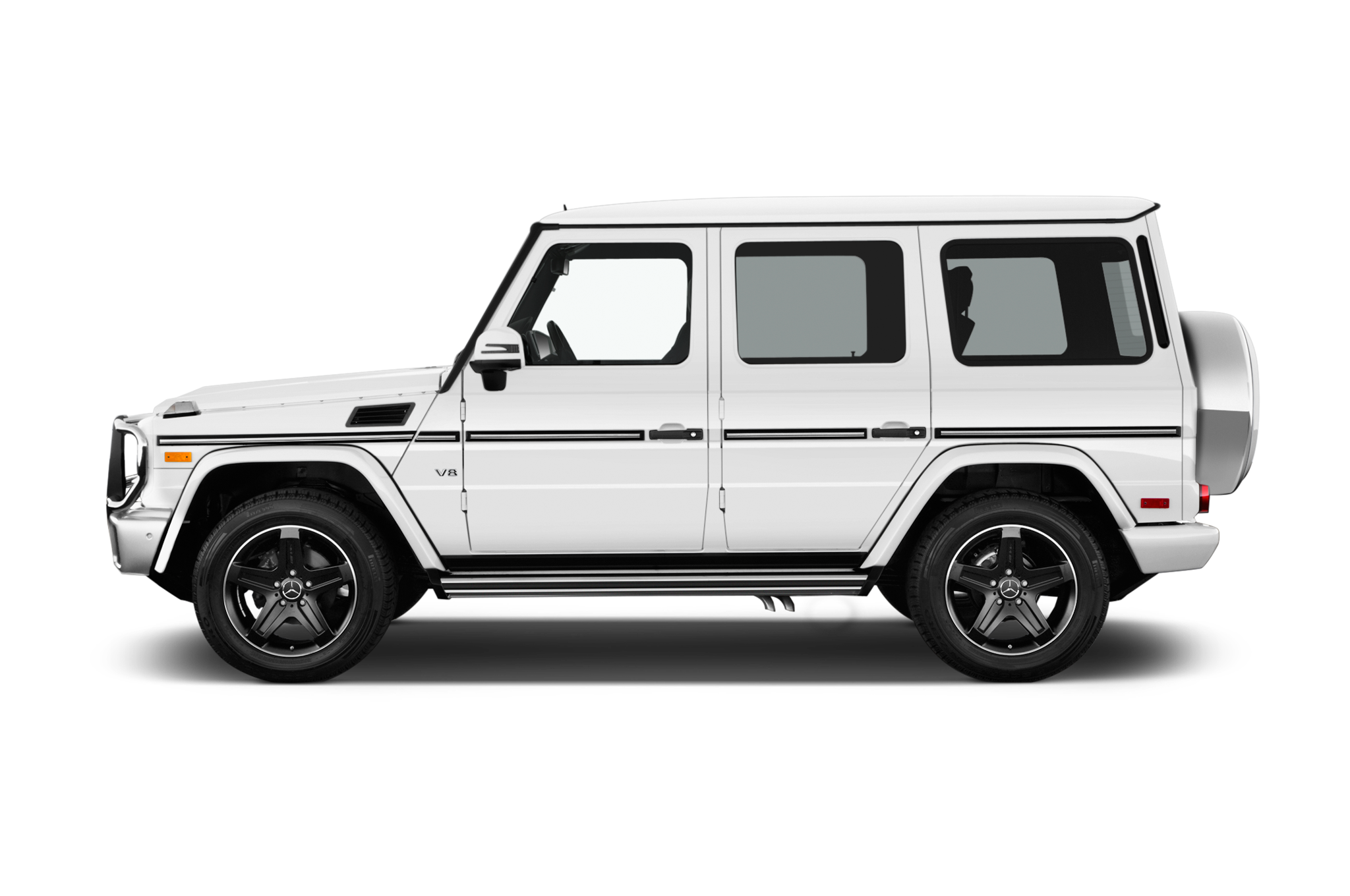 Mercedes Benz G500 4x4 Squared May Be Sold In U S Market