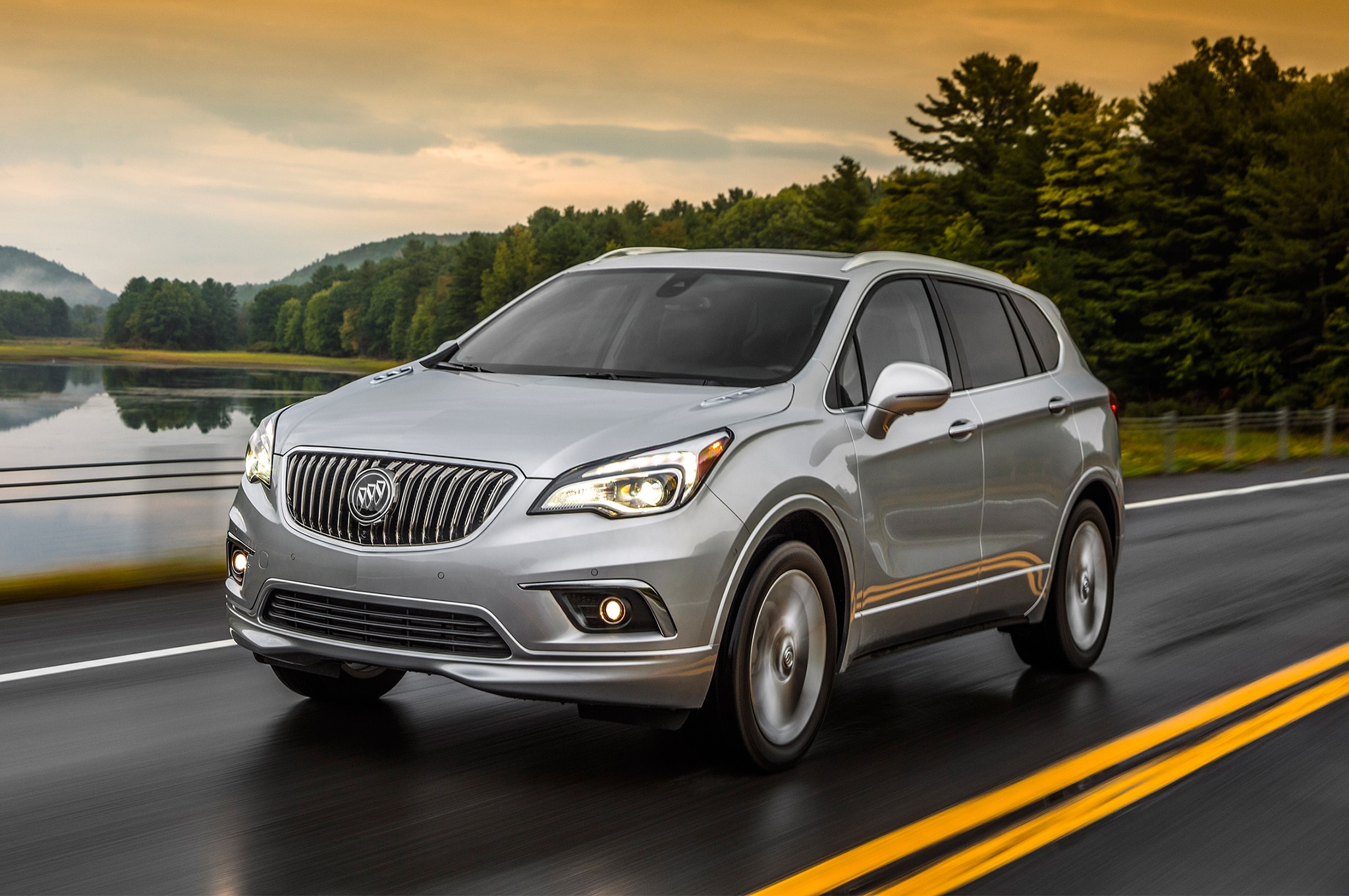 Quick Take: 2017 Buick Envision FWD Essence | Automobile ...