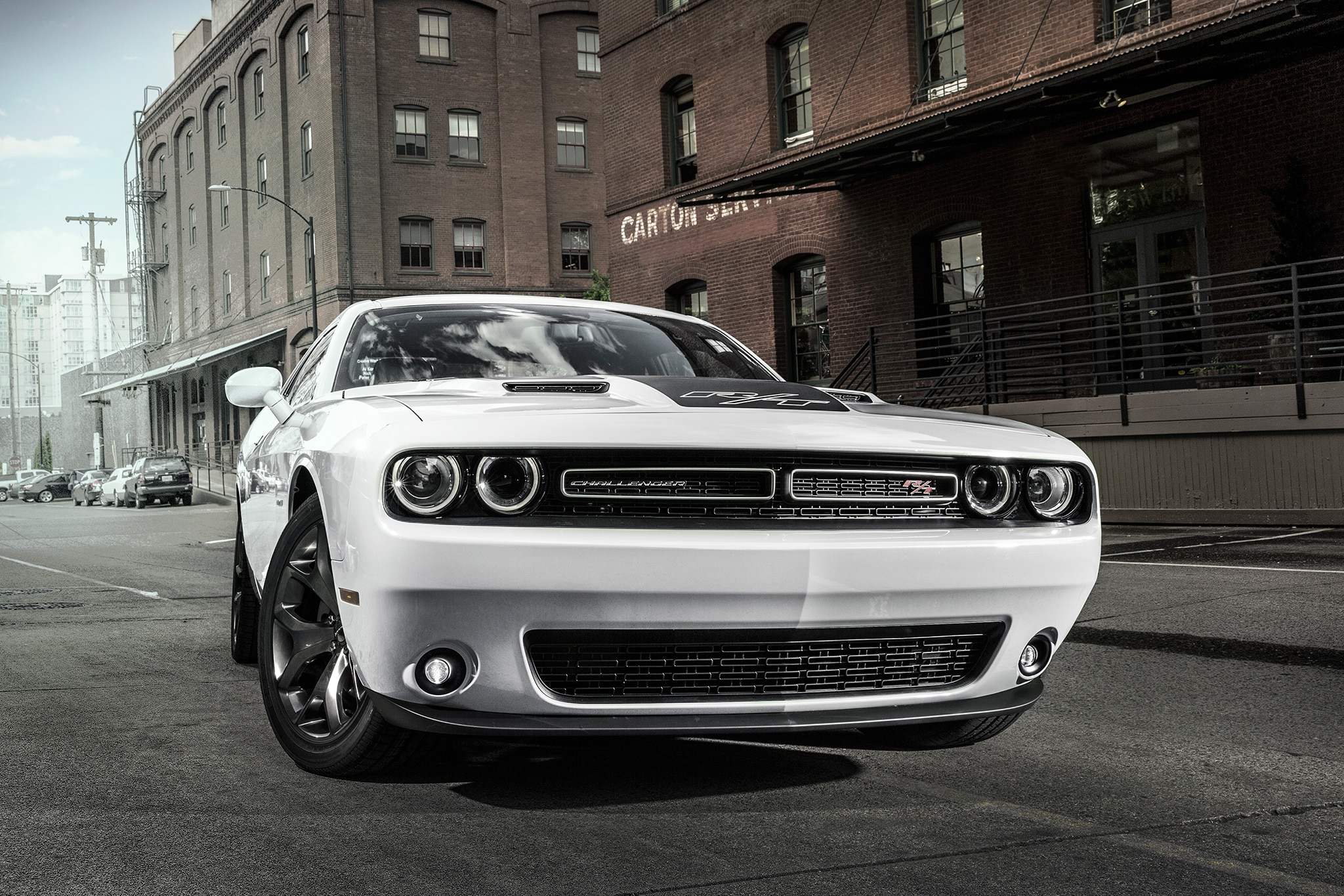 2017 Dodge Challenger T A And Charger Daytona Add Retro