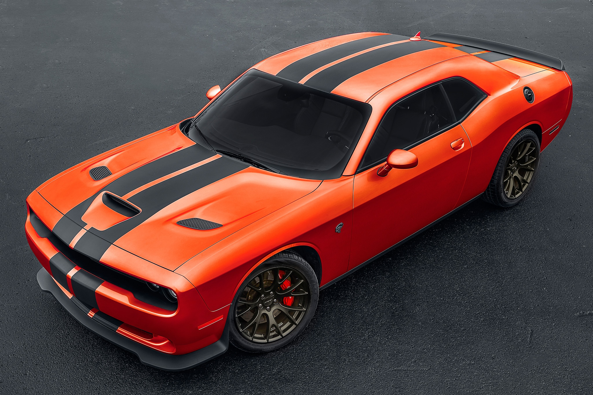 2017 Dodge Charger Srt >> 2017 Dodge Challenger T/A and Charger Daytona Add Retro Flair, More Muscle | Automobile Magazine