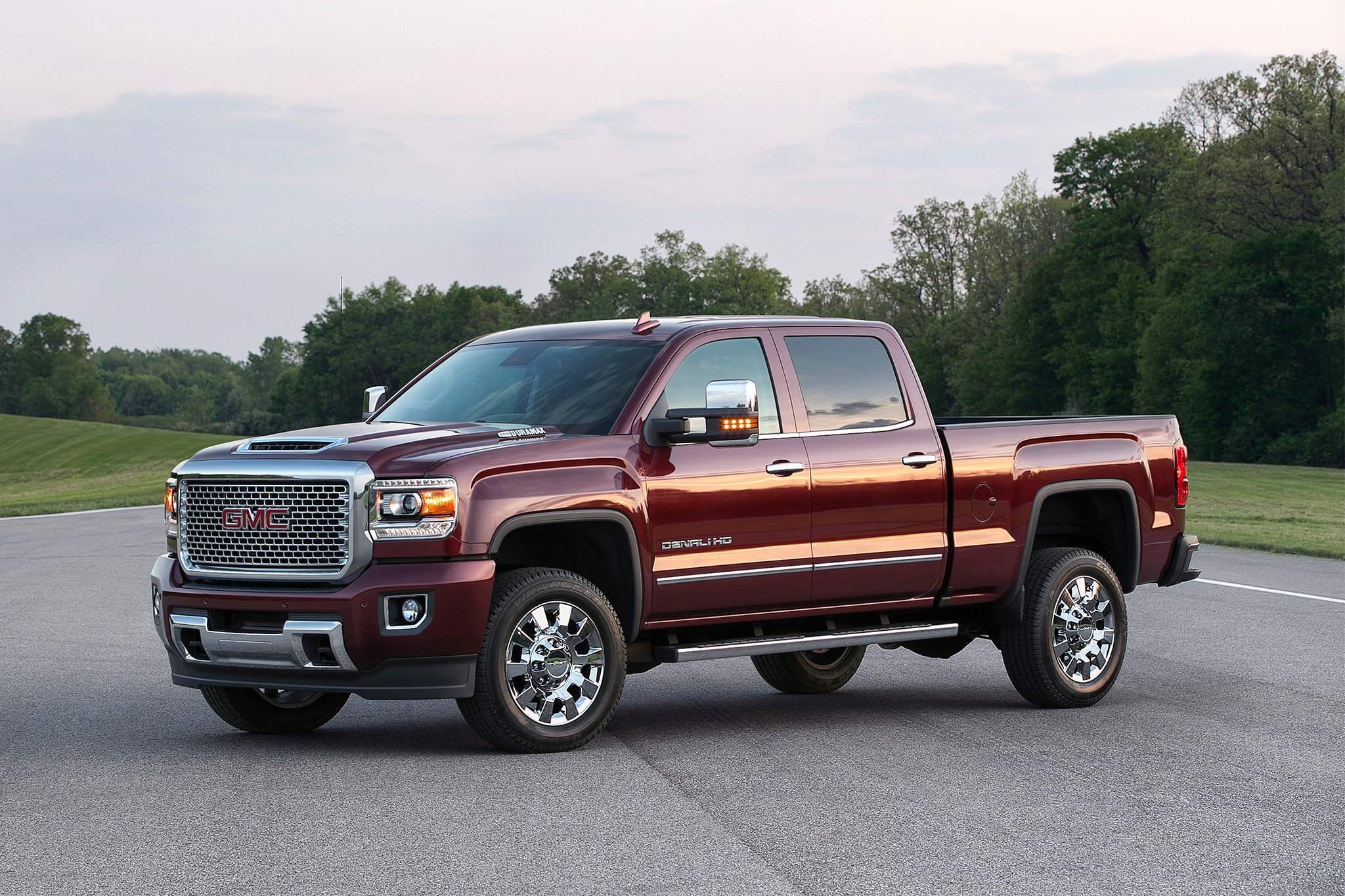 2017 GMC Sierra HD All Terrain X Brings High Torque to the ...