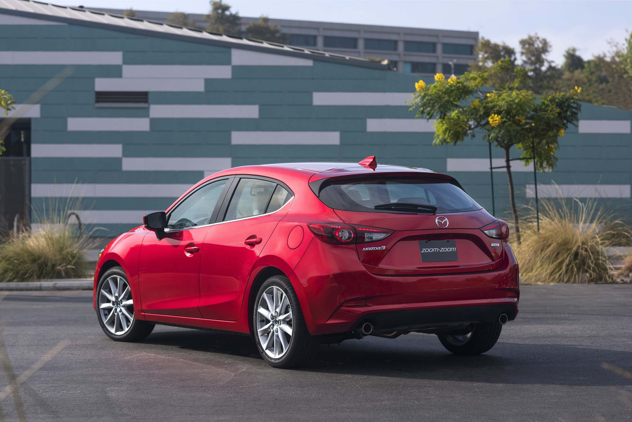 2017 Mazda3 5 Door Grand Touring One Week Review Automobile Magazine