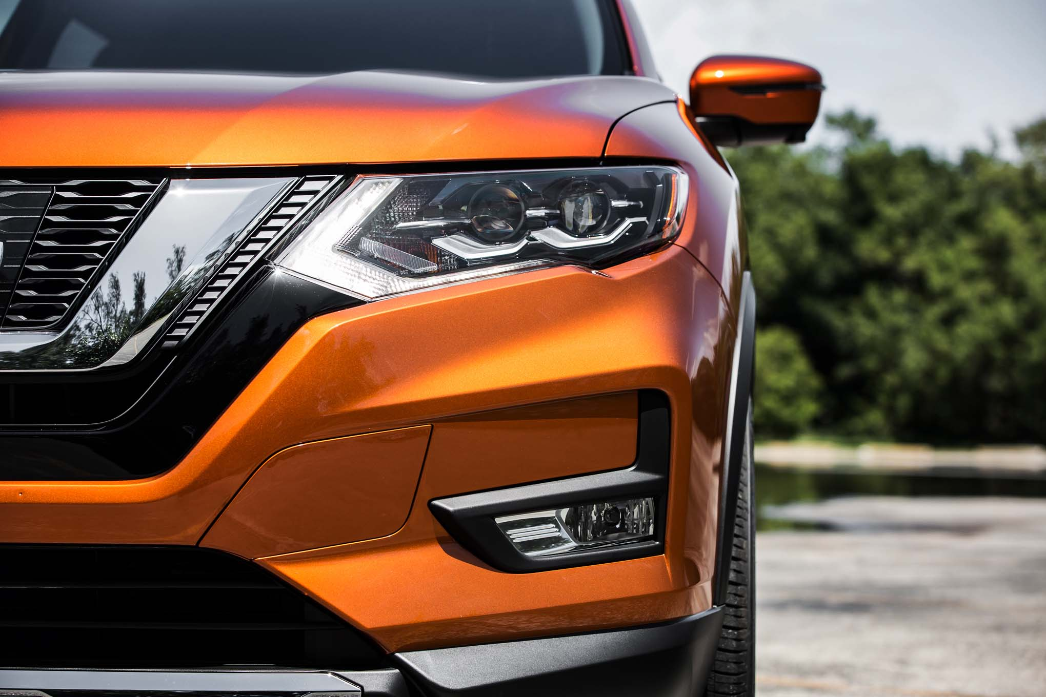 2017 Nissan Rogue Trail Warrior Project Makes Tracks In New York