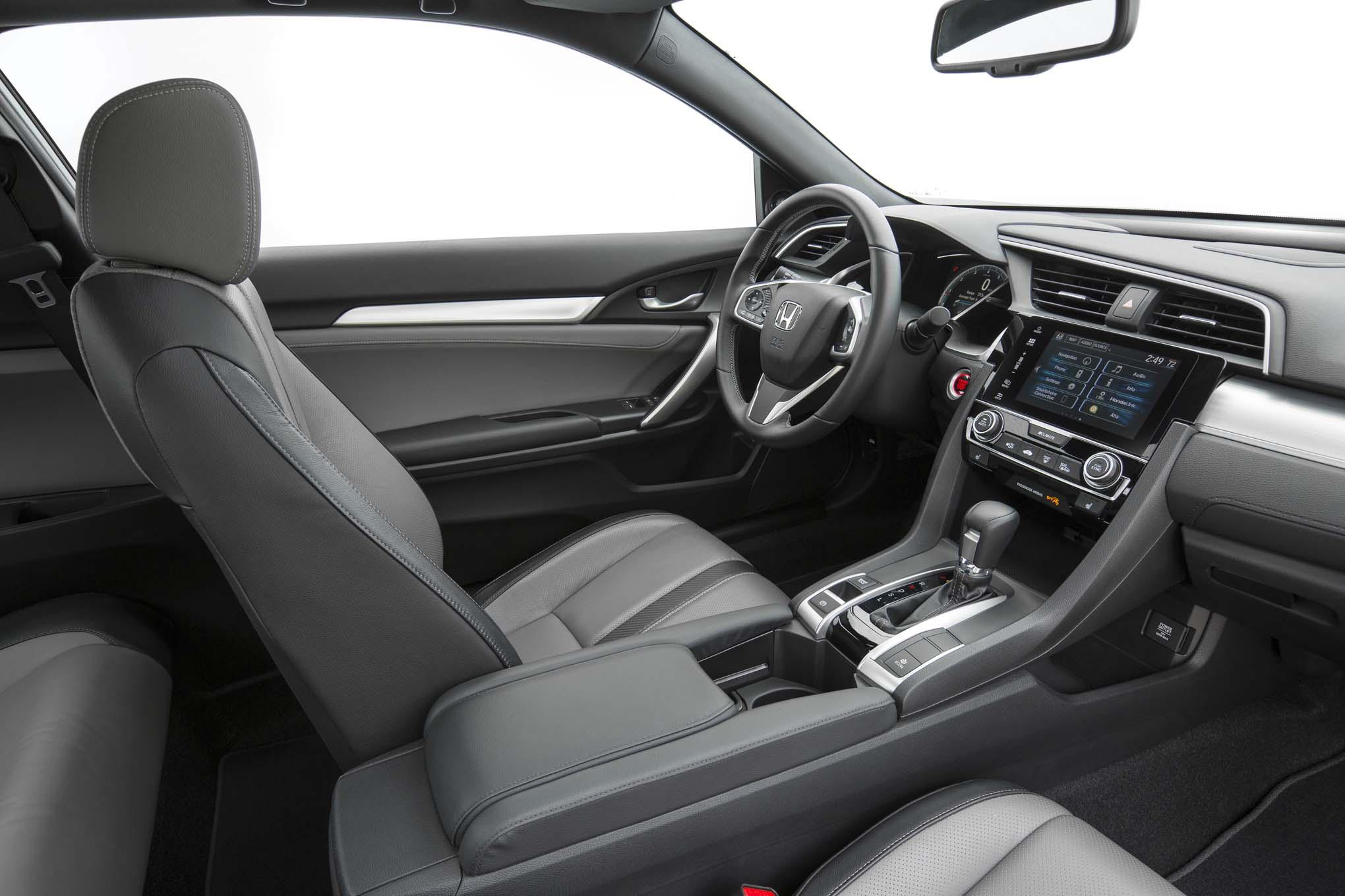 75 Civic Coupe Touring Review Terbaik