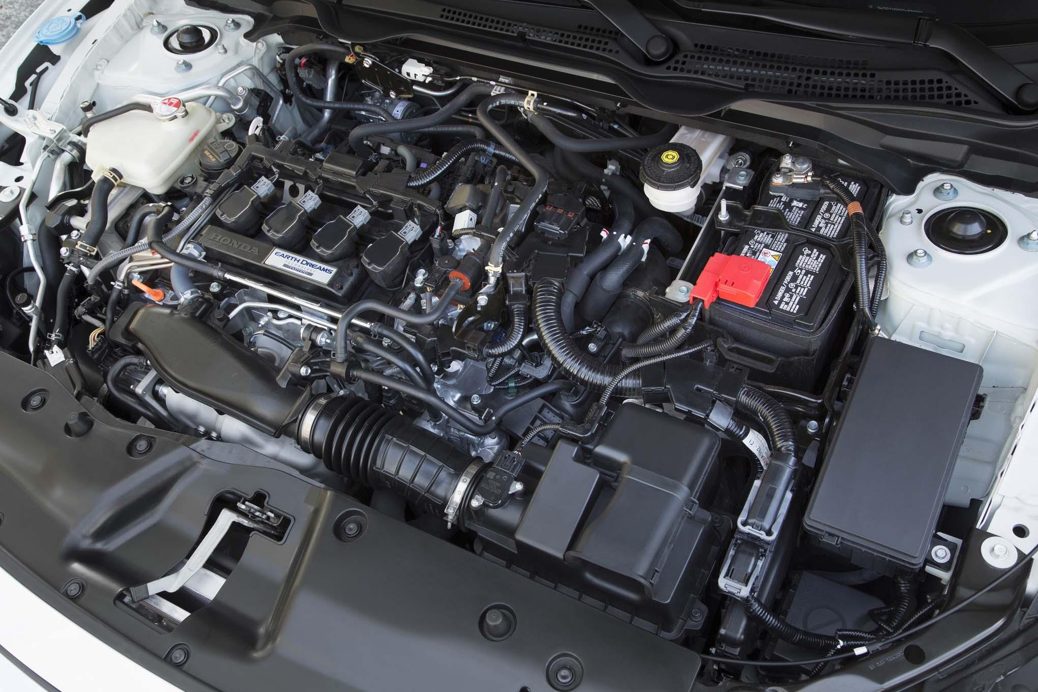 2016 Honda Civic Coupe Review Automobile Magazine