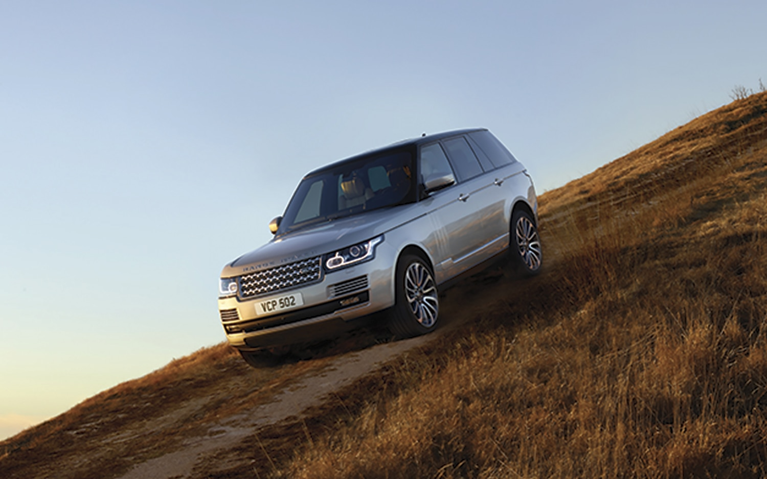 2017 Range Rover SVAutobiography Dynamic Joins Rover